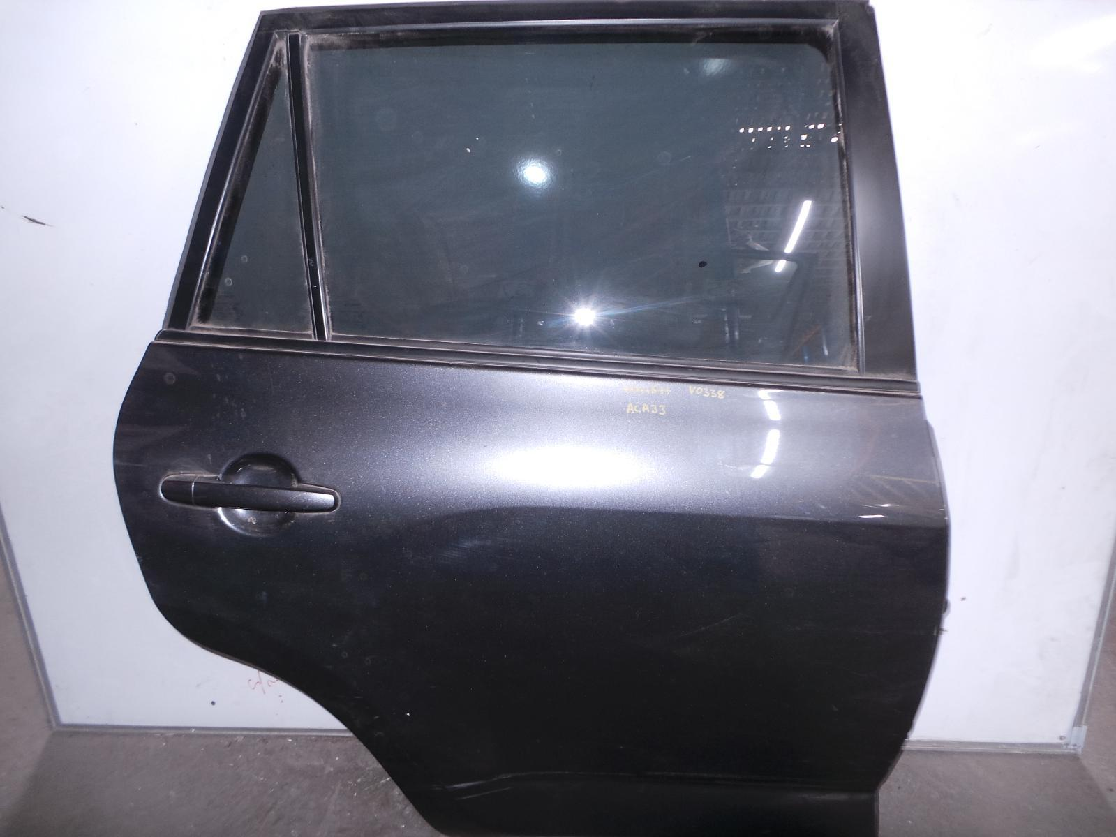 TOYOTA RAV4, RIGHT_REAR_DOOR_SLIDING, ACA33, CV/EDGE, NON FLARE TYPE, 11/05-12/12