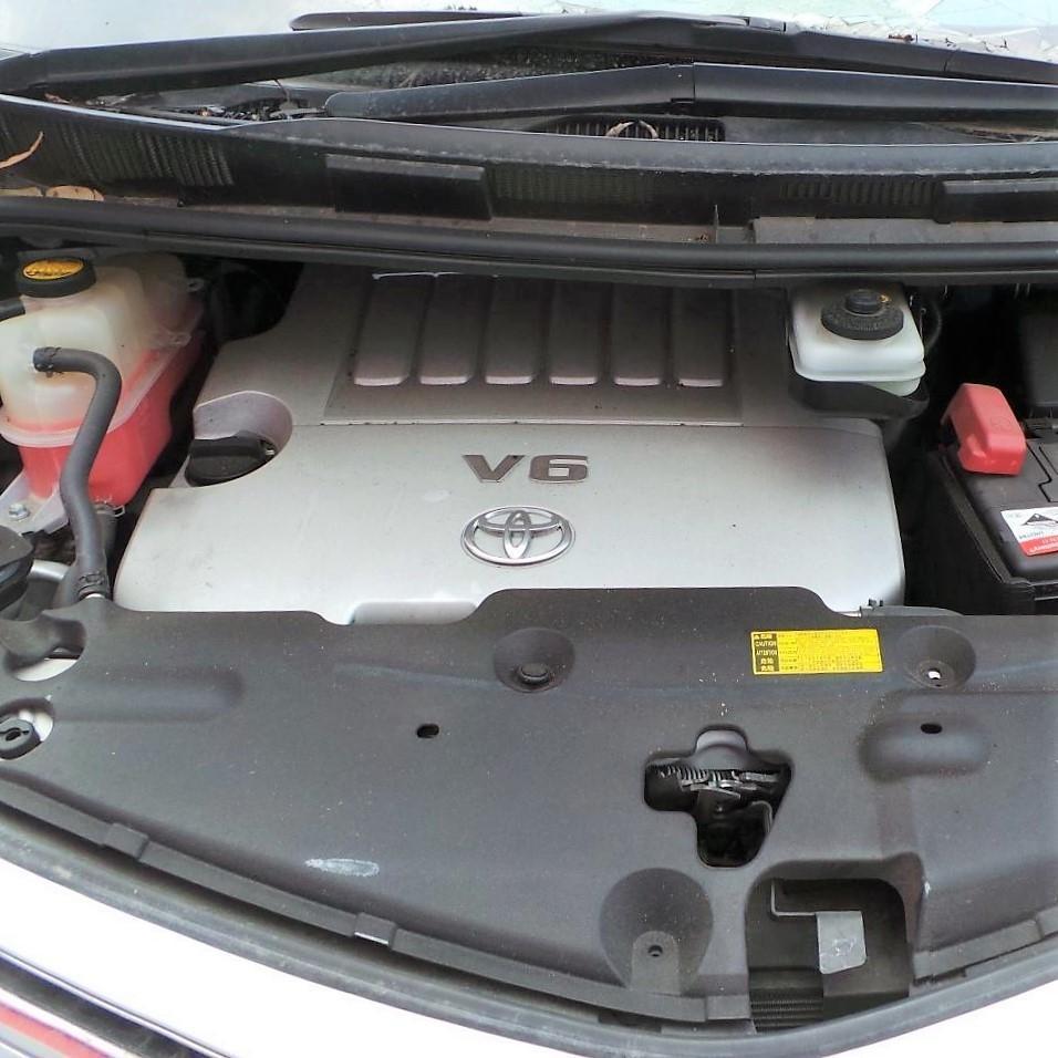 TOYOTA TARAGO, Engine, PETROL, 3.5, 2GR-FE, ACR50R, 02/07-