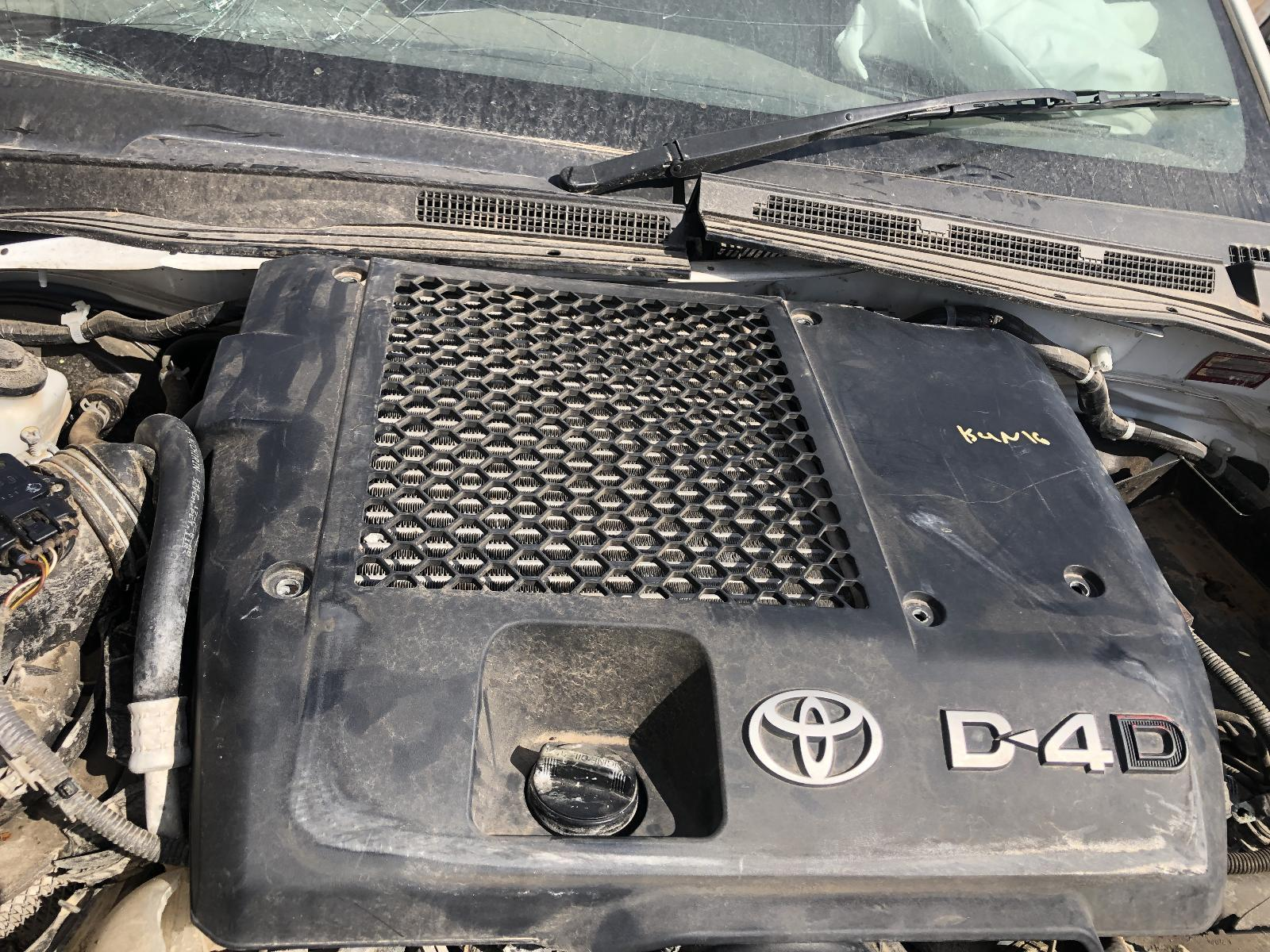 TOYOTA HILUX, Ecu, ENGINE ECU, 3.0, 1KD-FTV, DIESEL, AUTO, P/N 89661-0KC81, SEC SET (ECU/IMM/READER/KEY), 02/05-08/15