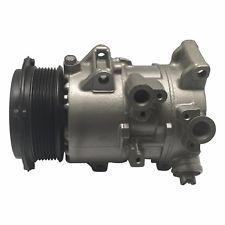 TOYOTA HIACE, A/C Compressor, KDH, 3.0, 1KD-FTV, DIESEL, 10S15C TYPE, 09/06-