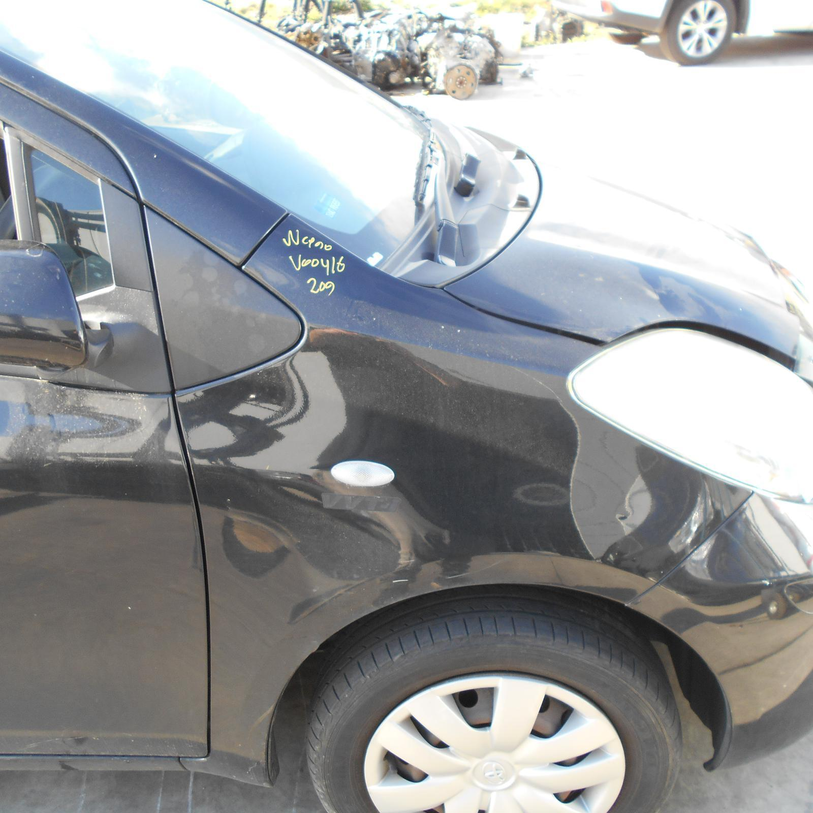 TOYOTA YARIS, Right Guard, NCP9#, HATCH, W/ INDICATOR TYPE, 10/05-10/11 (AUS ONLY)