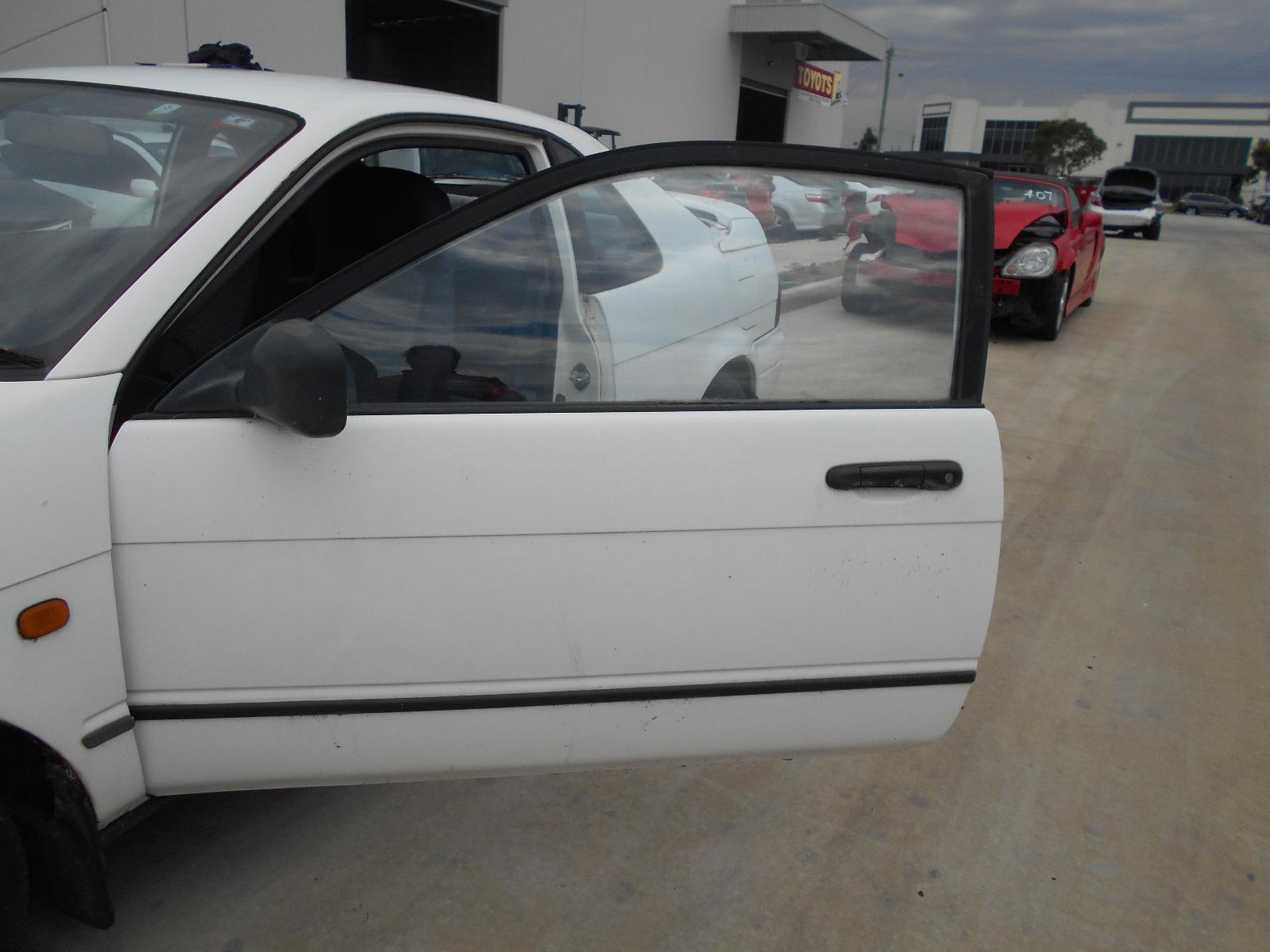 TOYOTA PASEO, Left Front Door, EL44 06/91-11/95