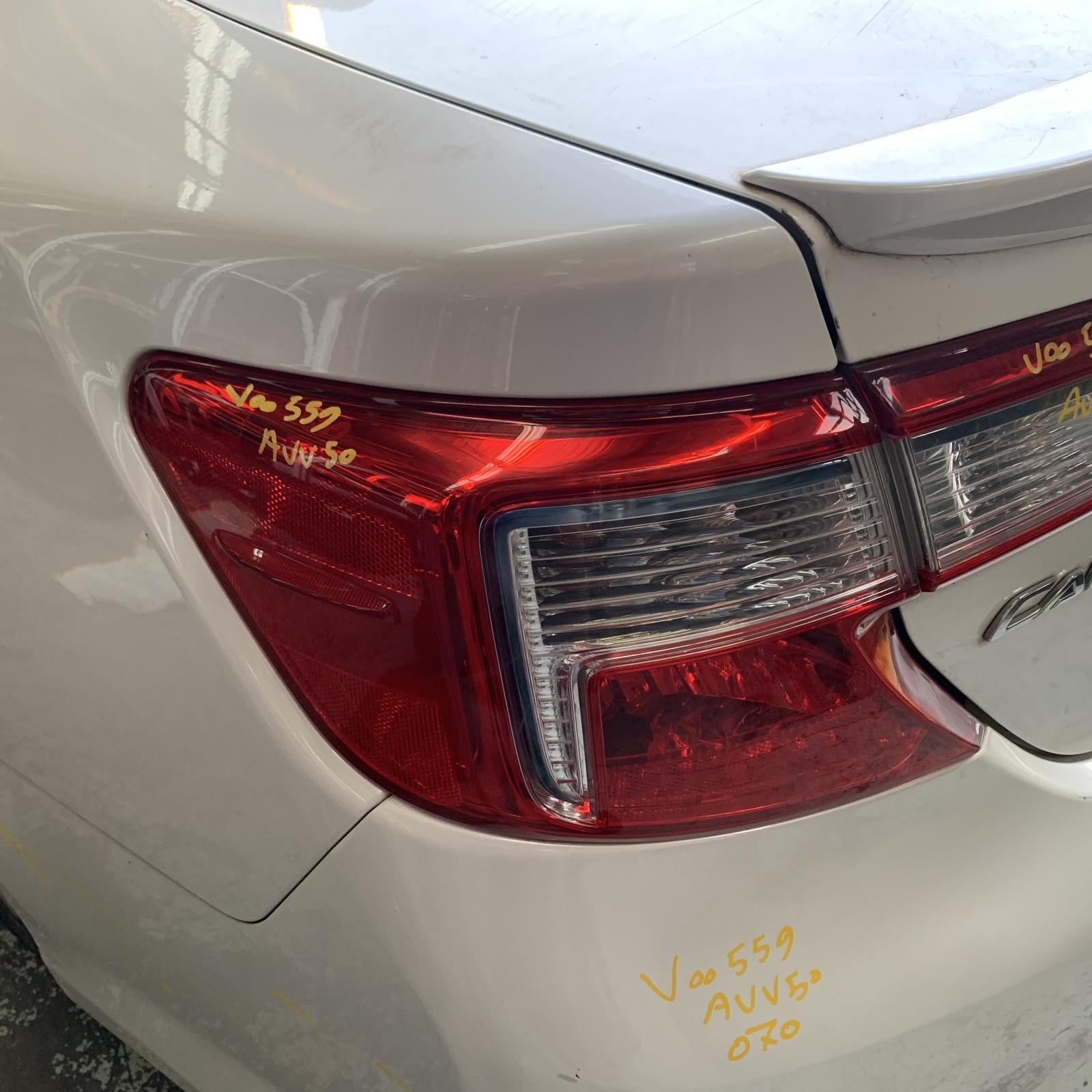 TOYOTA CAMRY, Left Taillight, ACV50, 12/11-05/15