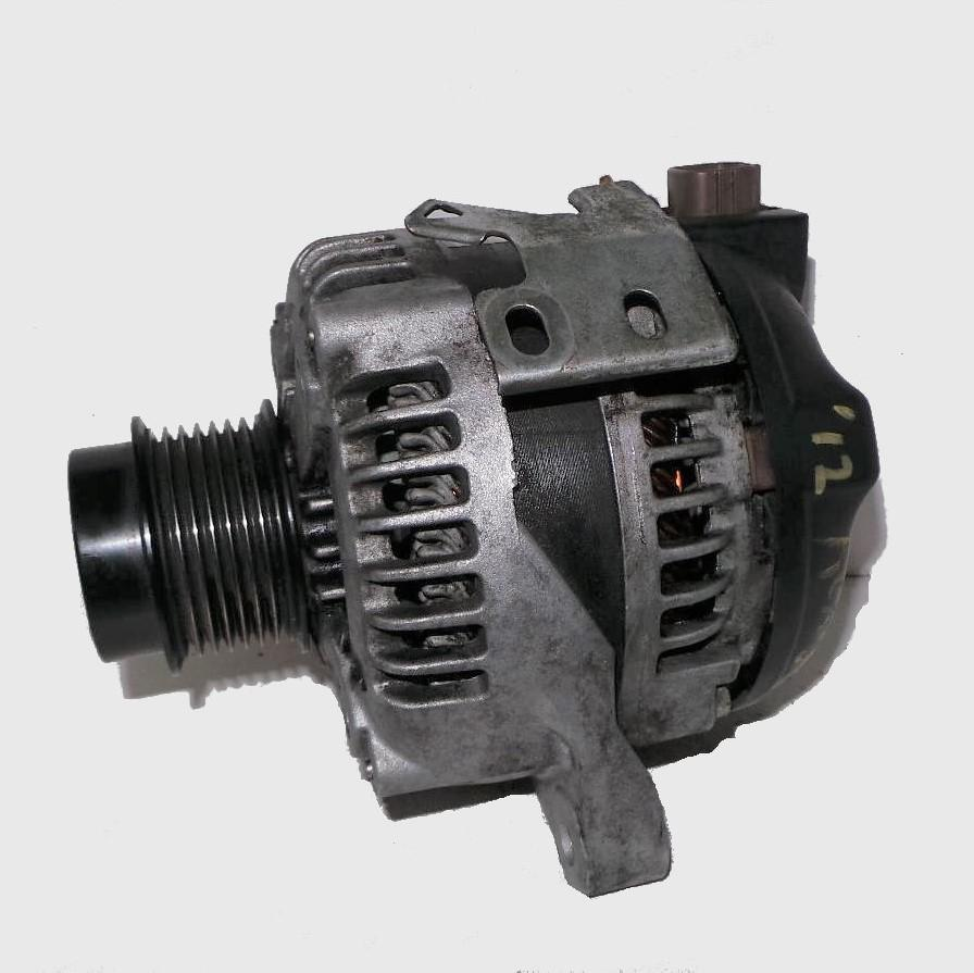 TOYOTA TARAGO, Alternator, 2.4, 2AZ-FE, ND 27060-28341, ACR50R, 02/09-