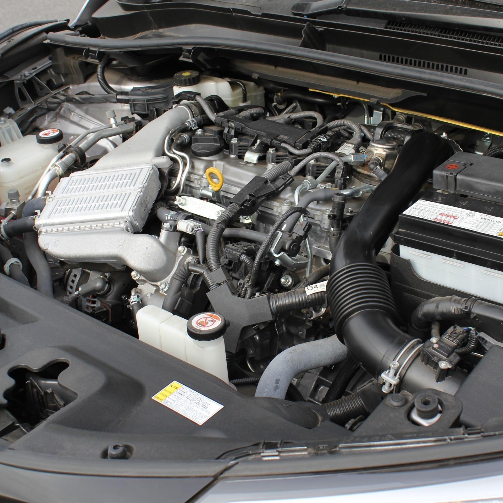 TOYOTA C-HR, Engine, PETROL, 1.2, 8NR-FTS, TURBO, NGX10R/NGX50R, 12/16-