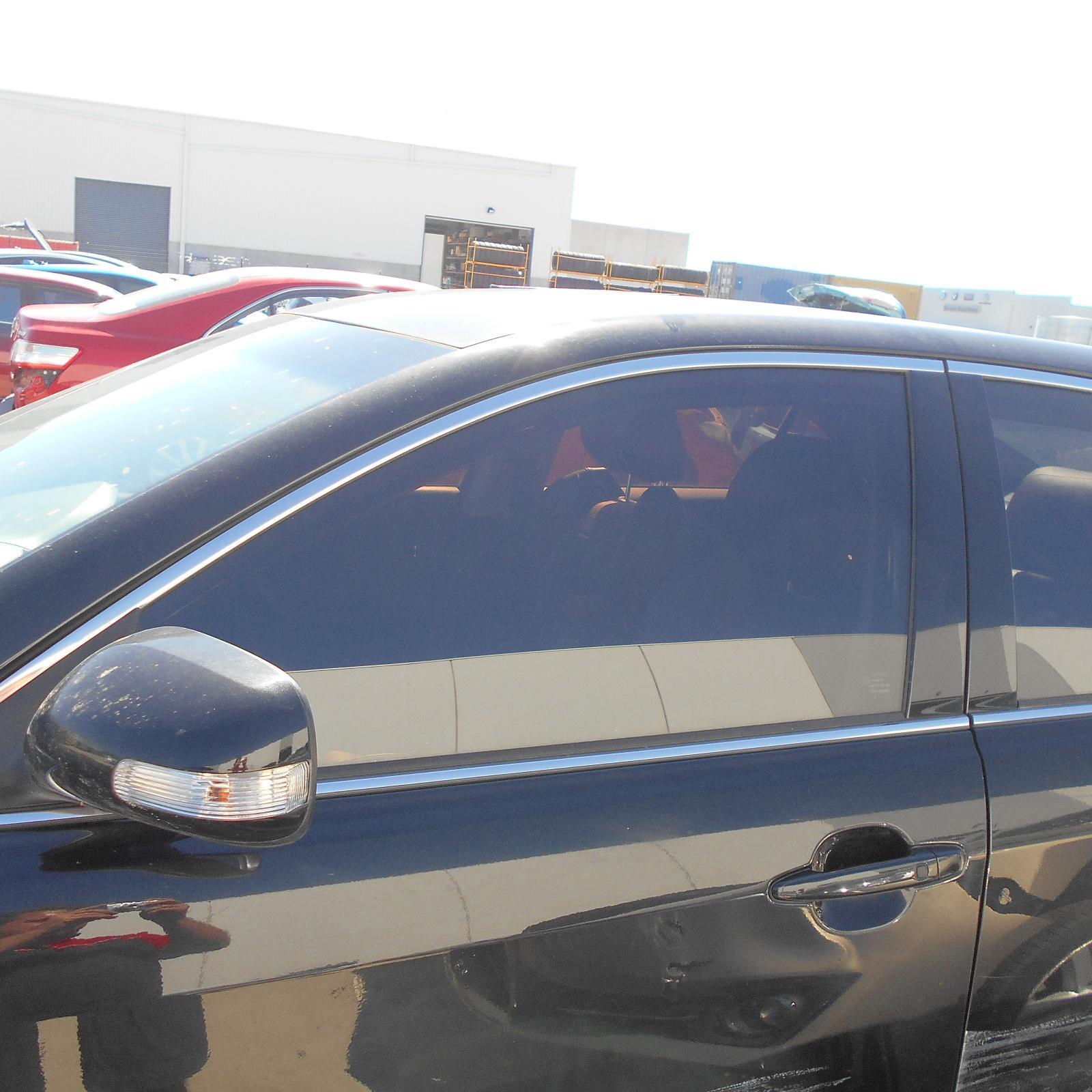 TOYOTA AURION, Left Front Door Window, GSV40R, 10/06-03/12