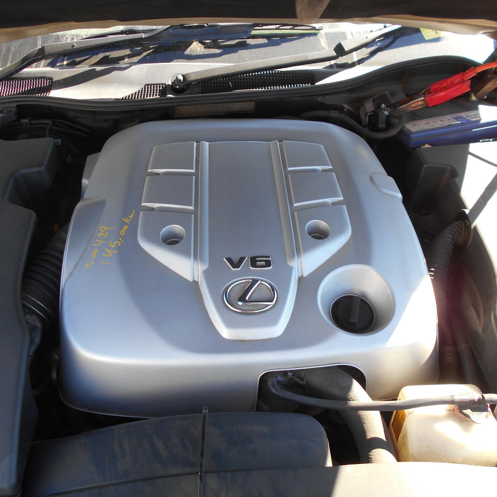 LEXUS GS, Engine, PETROL, 3.0, 3GR, 190 SERIES, 03/05-12/11