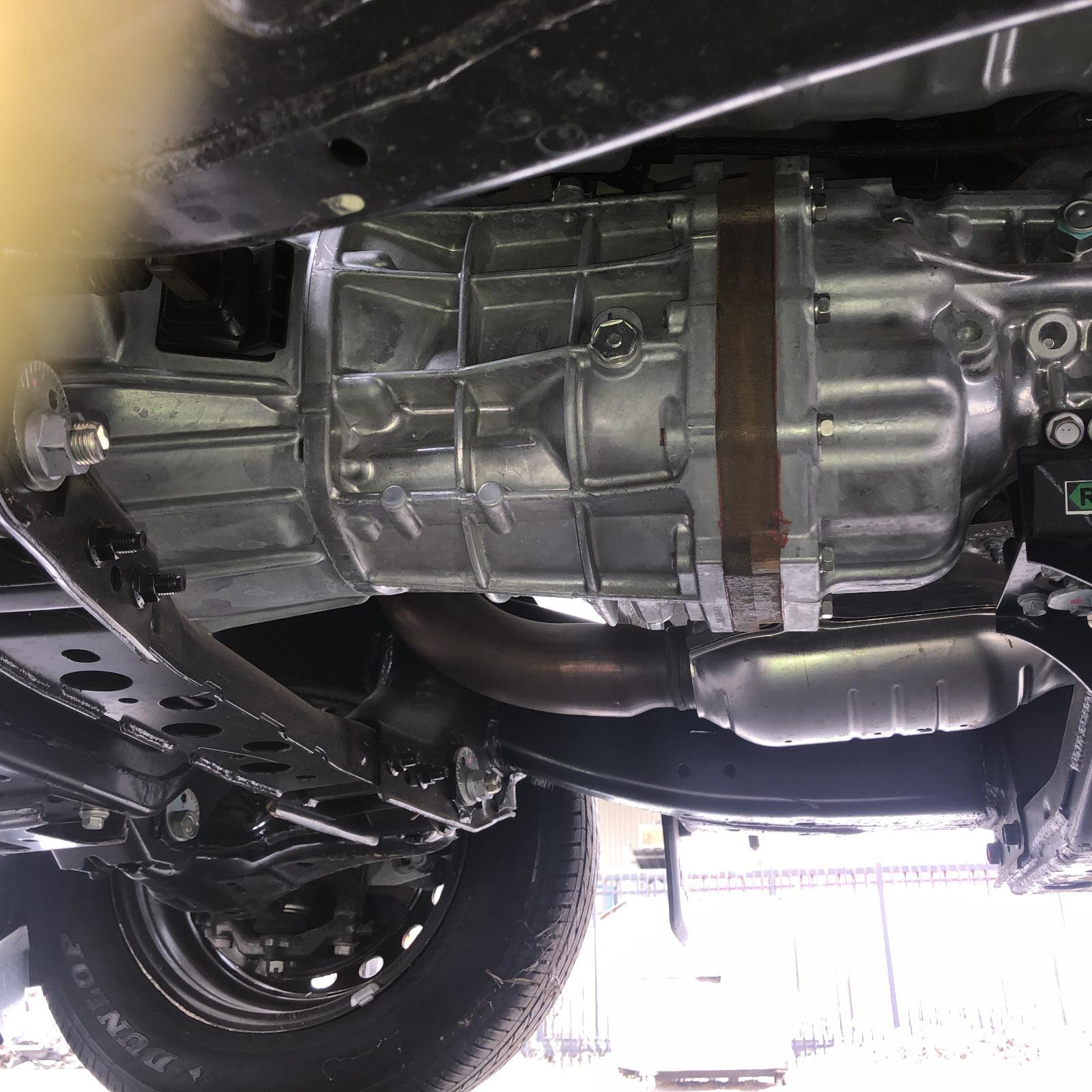 TOYOTA HILUX, Trans/Gearbox, MANUAL, 2WD, PETROL, 2.7, 2TR-FE, 09/15-