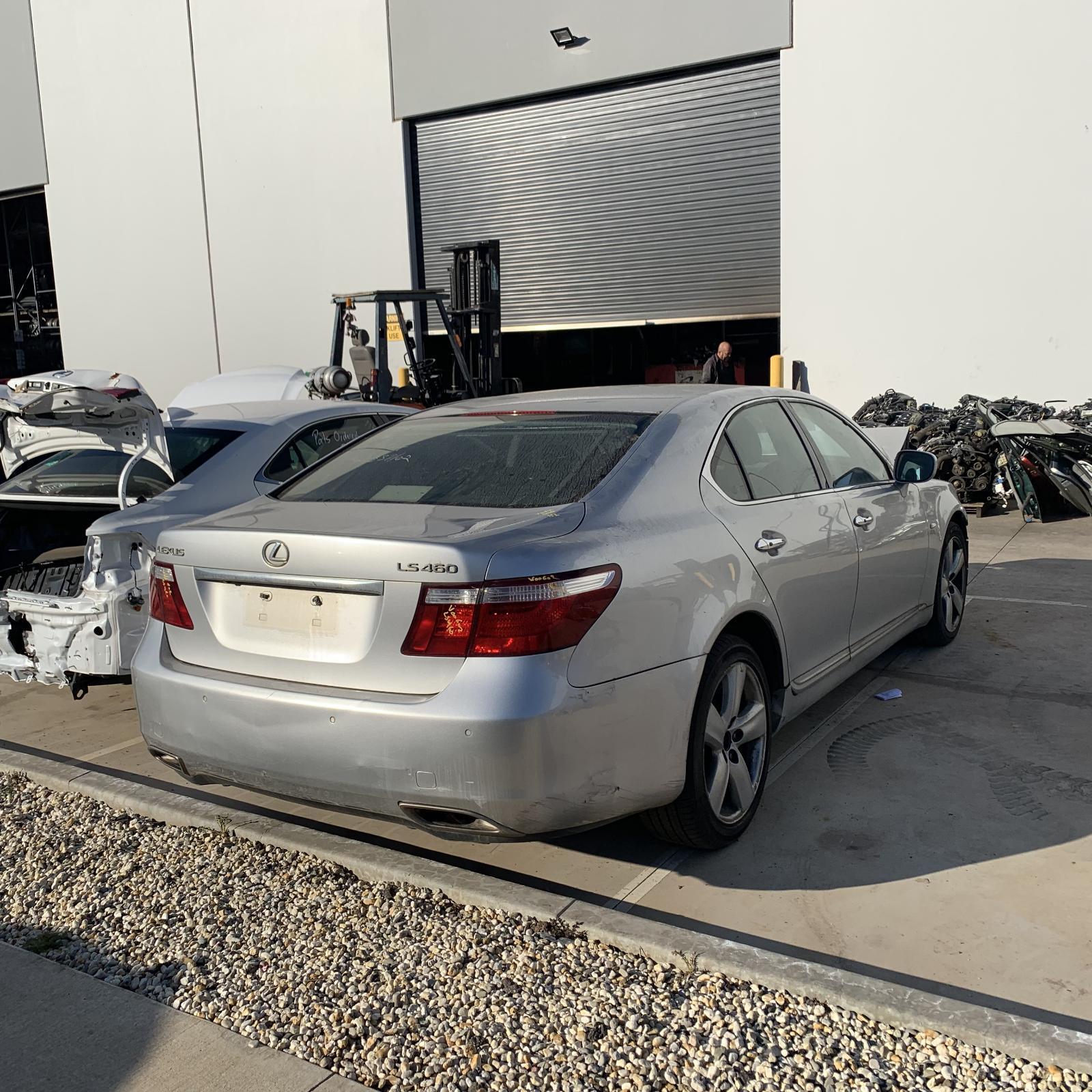 Lexus LS 460 1UR-FSE 4.6L Engine Automatic RWD Transmission 04/07 - 12/17