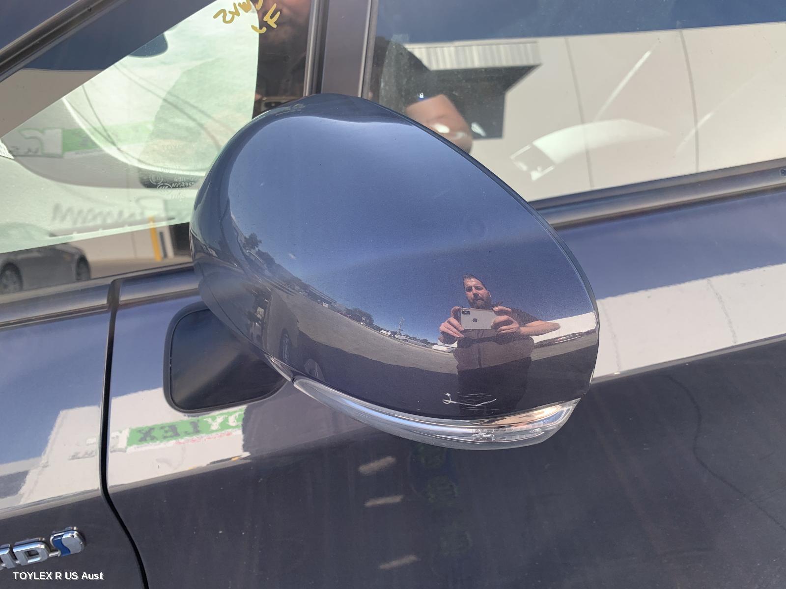 TOYOTA PRIUS, Left Door Mirror, ZVW30R, 06/09-01/12