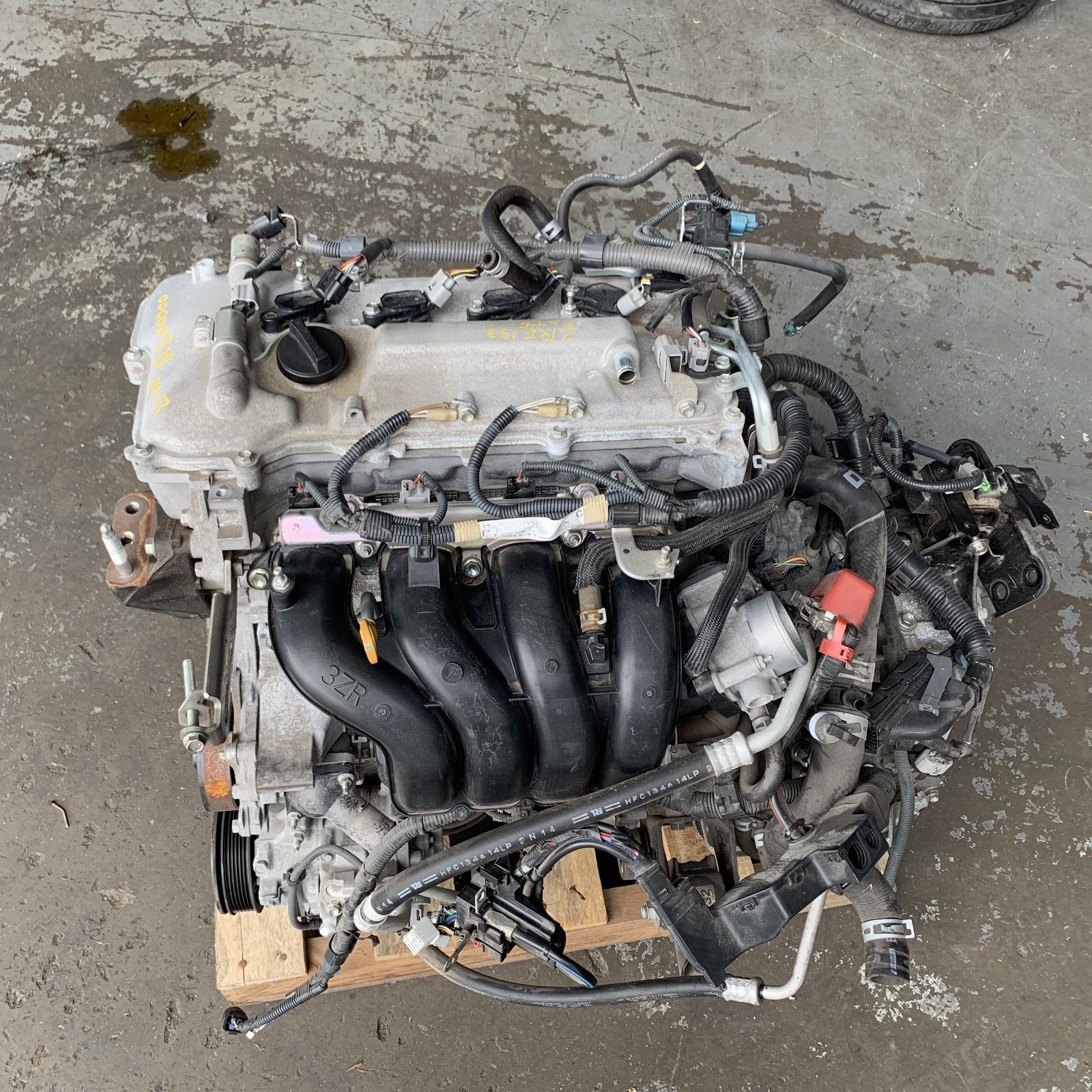 TOYOTA COROLLA, Engine, PETROL, 2.0, 3ZR-FE, ZRE152/153R, 06/10-09/12