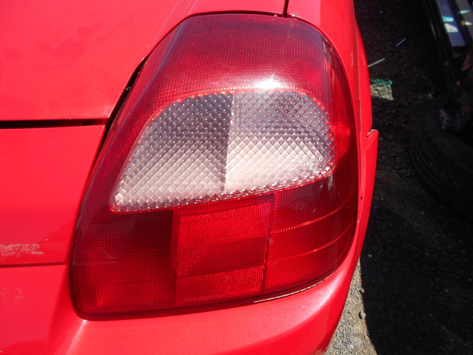 TOYOTA MR2, Right Taillight, 30 SERIES 10/00-10/05