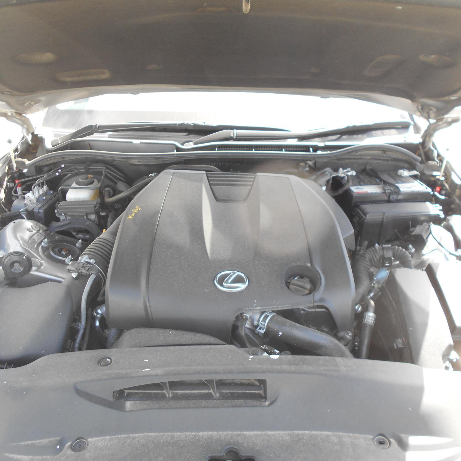 LEXUS IS SERIES, Engine, IS250, PETROL, 2.5, 4GR-FSE, XE30, 04/13-08/15