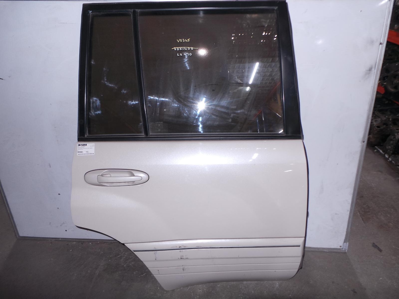 LEXUS LX470, RIGHT_REAR_DOOR_SLIDING, UZJ100R, 05/98-12/07