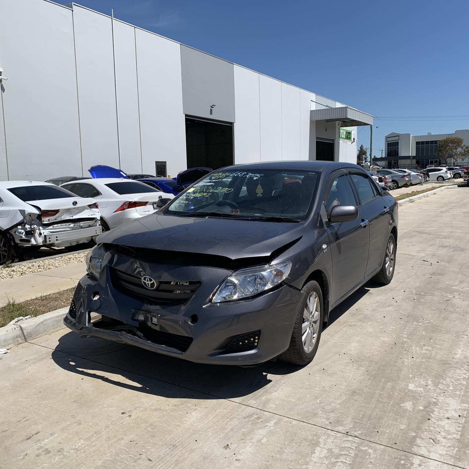 Toyota COROLLA ZRE152 ASCENT 2ZR-FE 1.8L Engine Automatic FWD Transmission 03/07 - 12/13