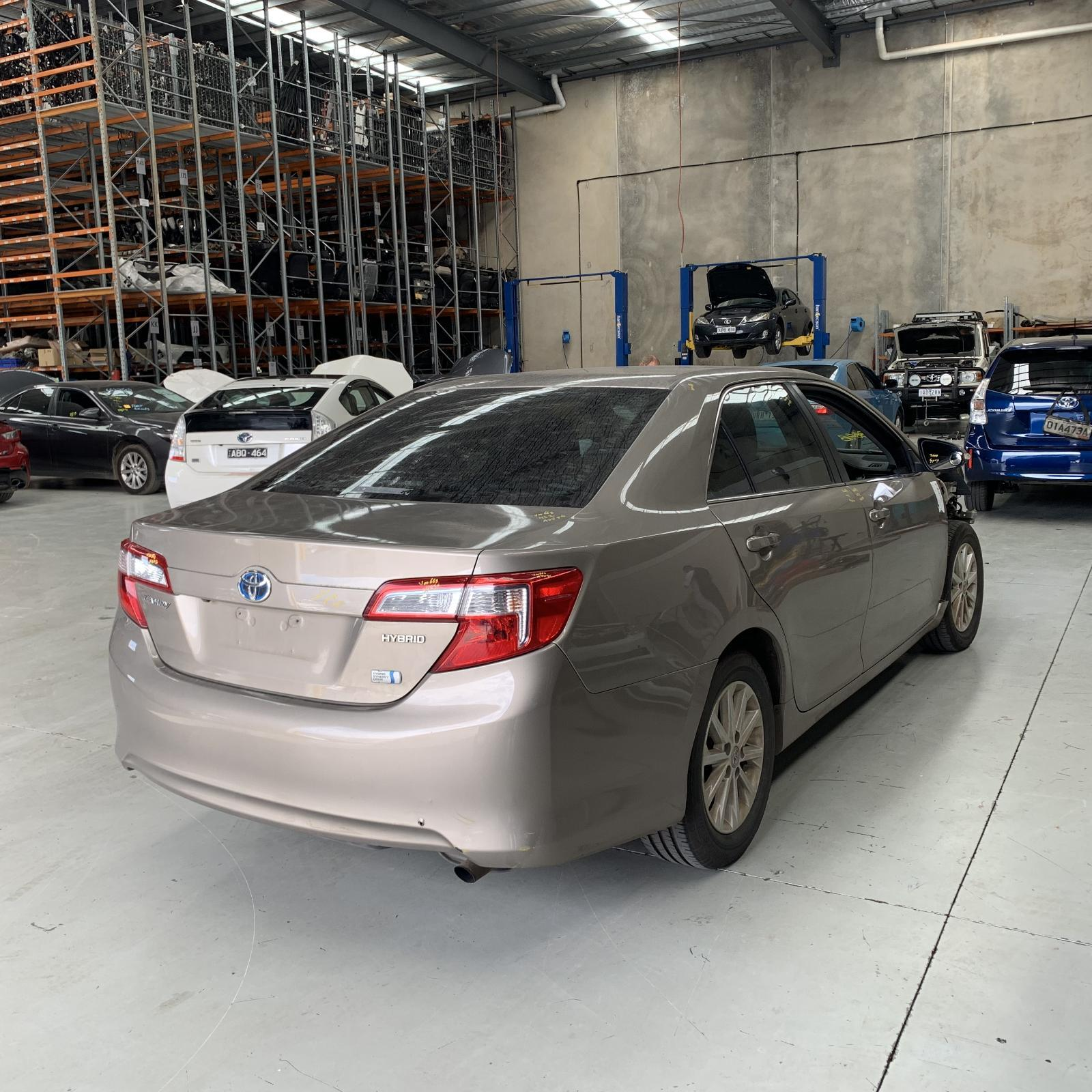 Toyota CAMRY ALTISE HYBRID 2AR-FXE 2.5L Engine Automatic FWD Transmission 12/11 - 05/15