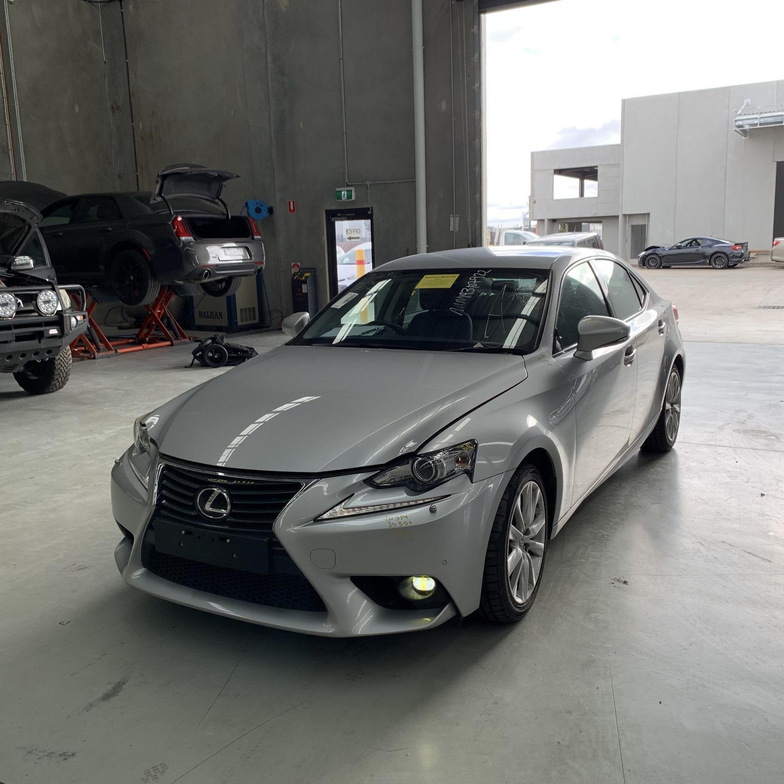 Lexus IS350 GSE31 2GR-FSE 3.5L ENGINE AUTOMATIC RWD TRANSMISSION 04/13 - CURRENT