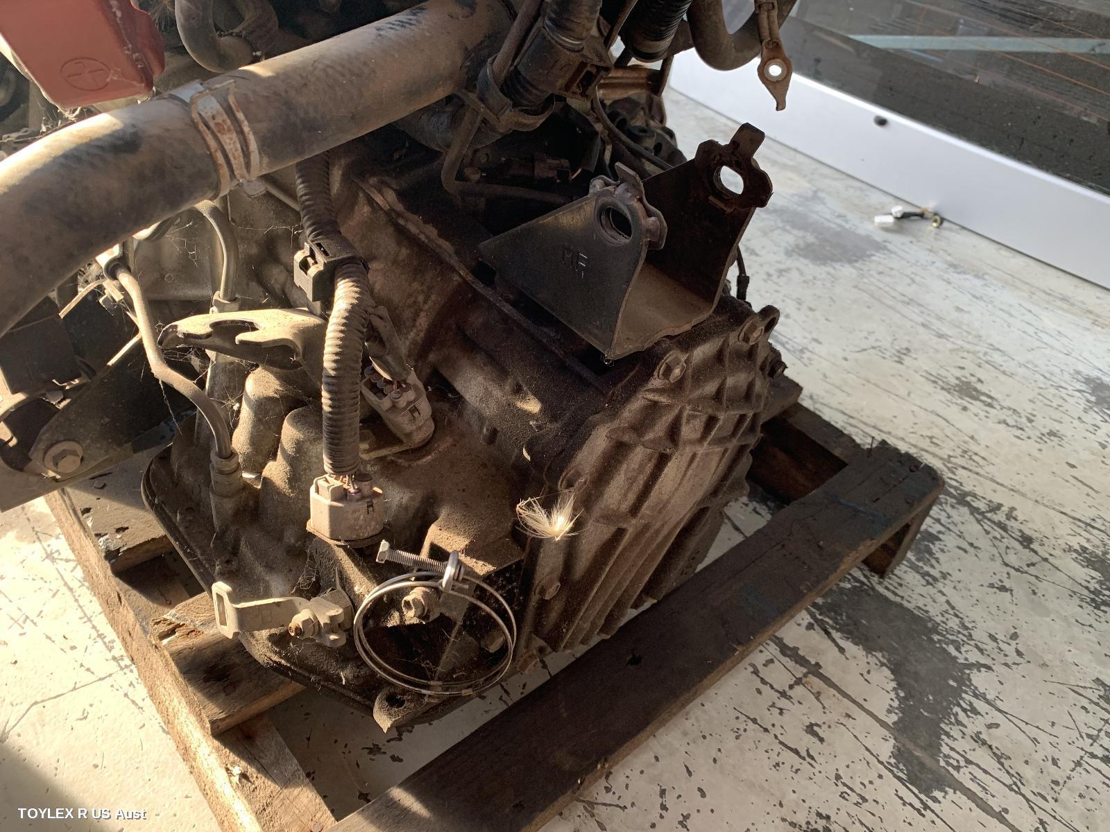 TOYOTA COROLLA, Trans/Gearbox, AUTO, FWD, PETROL, 1.8, 1ZZ-FE, U341E CODE, ZZE122, 04/04-06/07