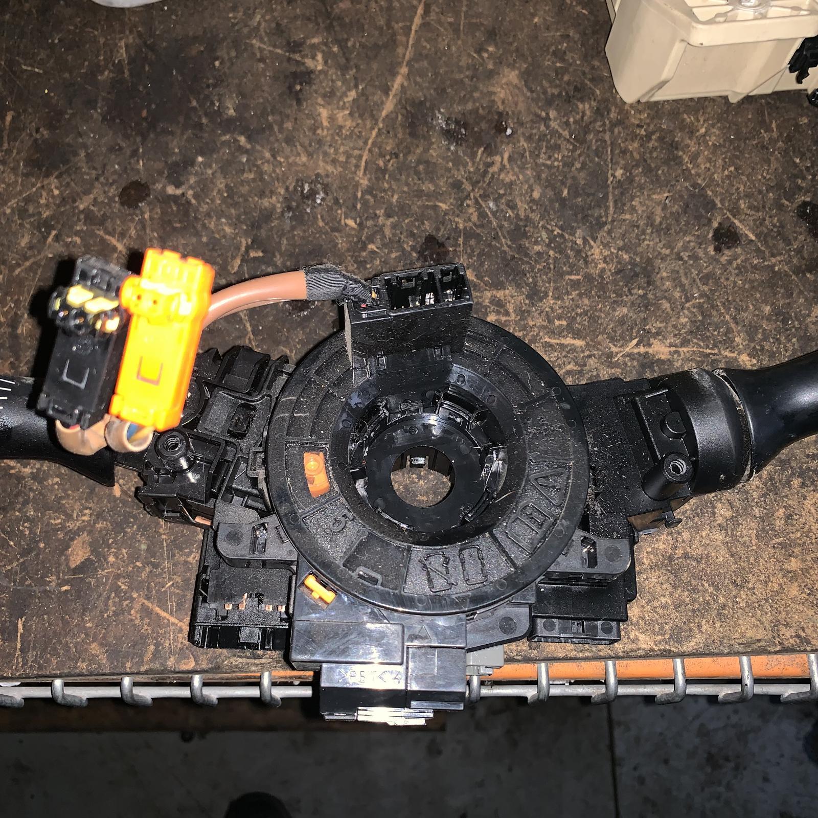 TOYOTA CAMRY, Airbag Module/Sensor, CLOCKSPRING, ACV40/AHV40, 06/06-11/11