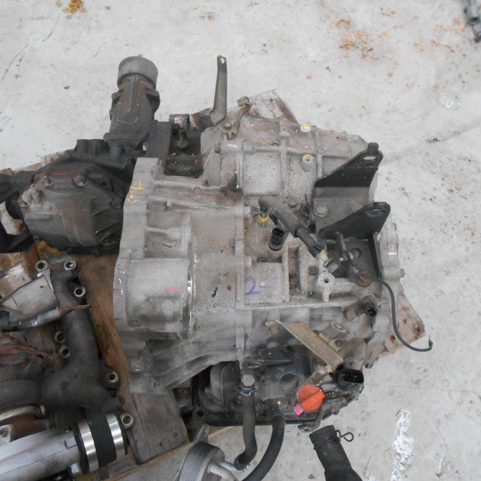 TOYOTA CALDINA, Trans/Gearbox, AUTO, PETROL, 2.0, 3S-GTE, T240, 09/02-06/07 (IMPORT)