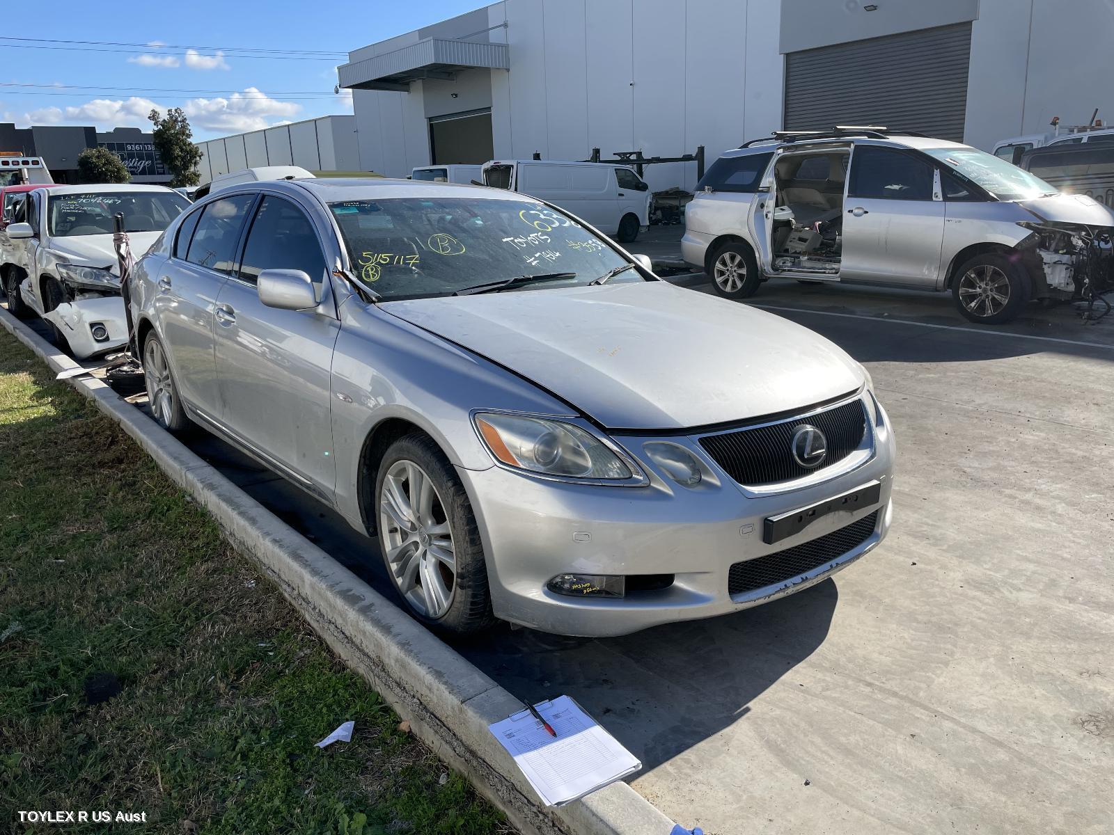 Lexus GS450H HYBRID 2GR FSE 3.5L Engine Automatic RWD Transmission 03/05 - 12/11