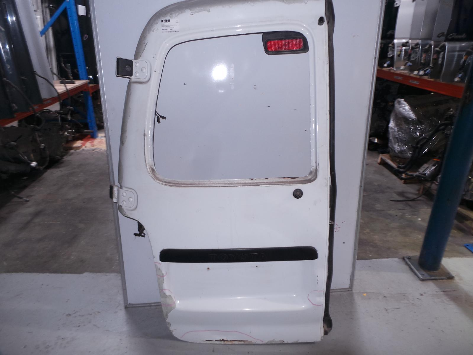 TOYOTA TOWNACE, Bootlid/Tailgate, TOWNACE, KR4#, 11/96-06/05