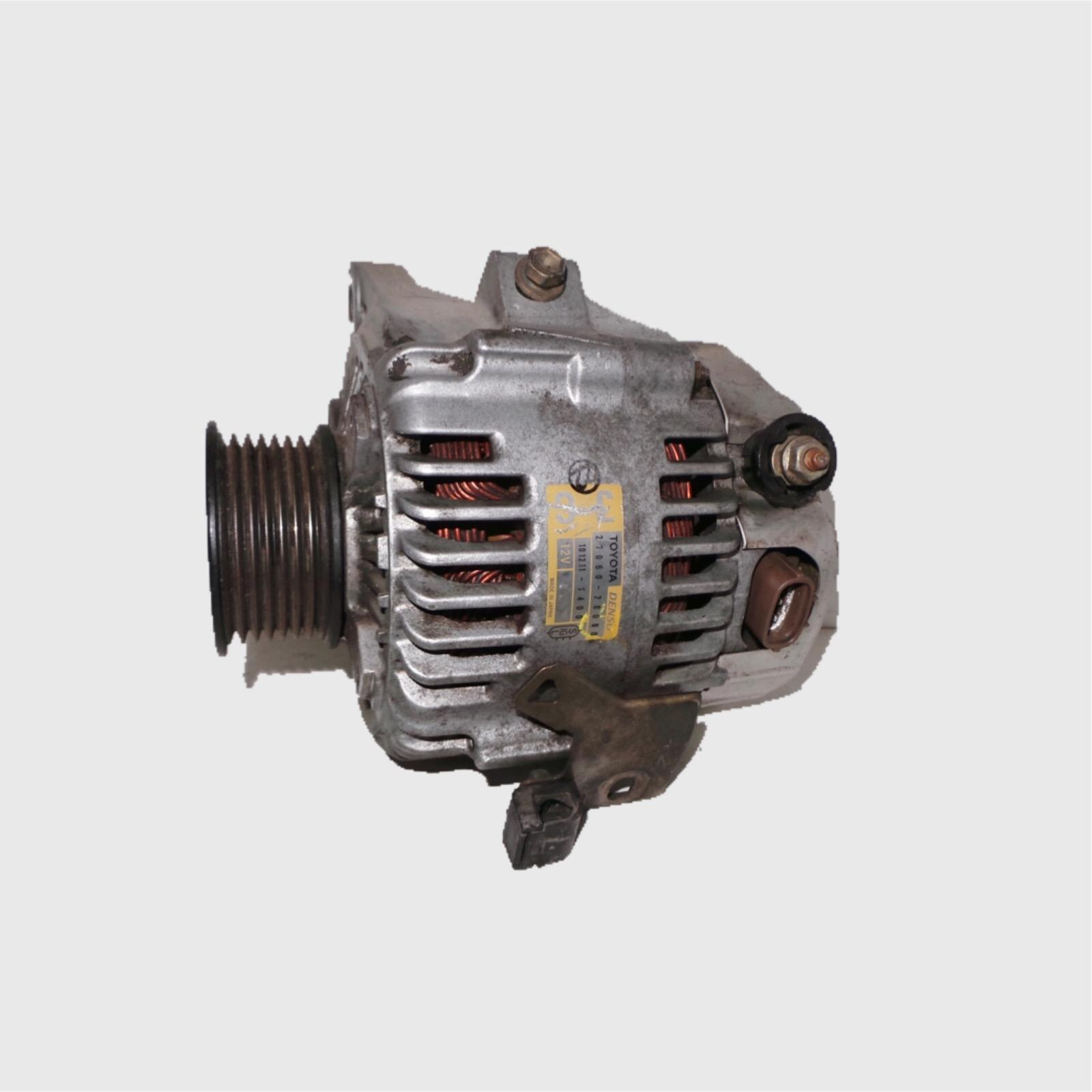 TOYOTA RAV4, Alternator, 2.0, 1AZ-FE, NIPPON DENSO P/N 27060-28080, ACA2#R, 07/00-09/03 (AUS ONLY)