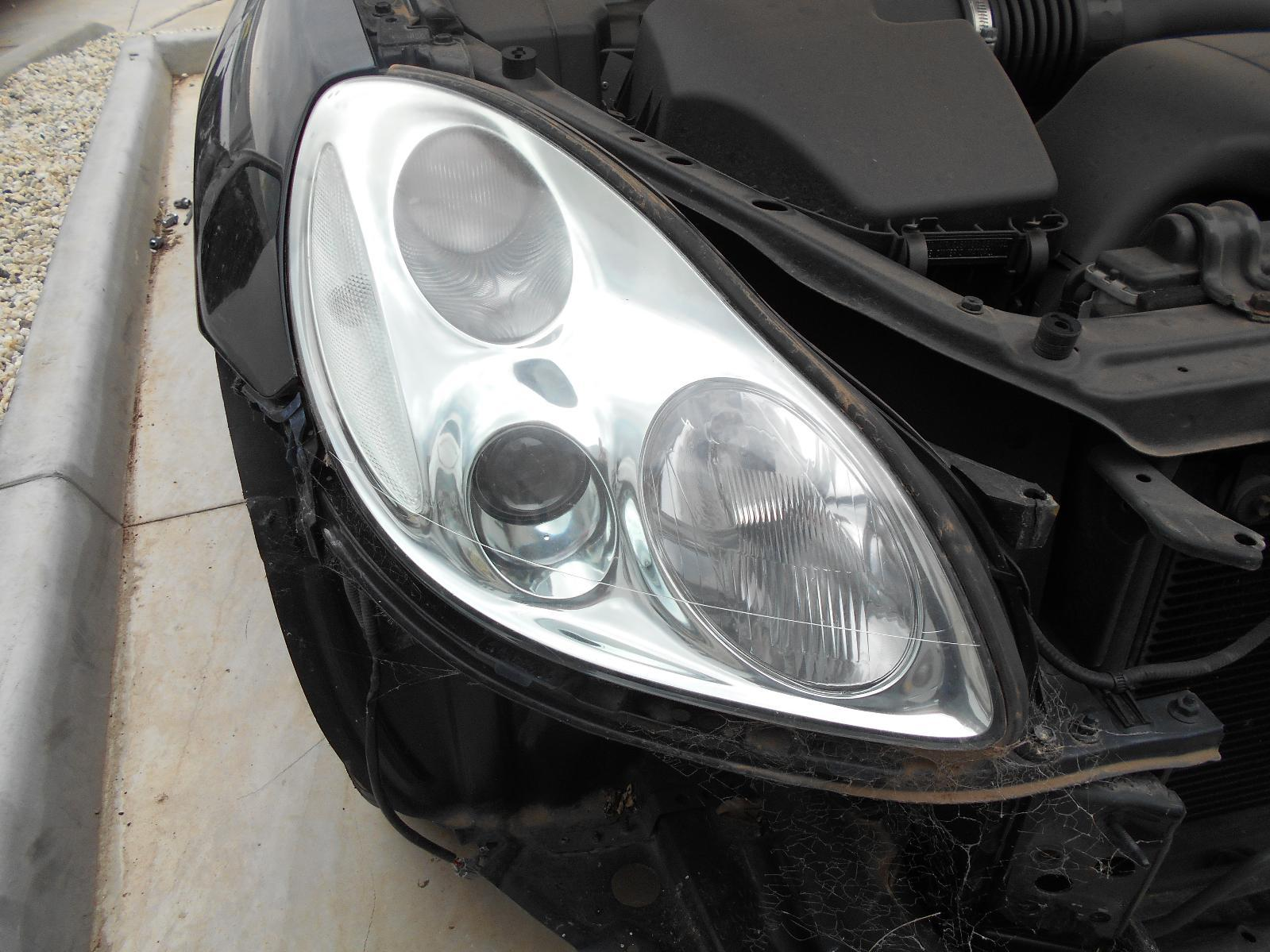 LEXUS SC430, Right Headlamp, UZZ40R, 10/01-08/05