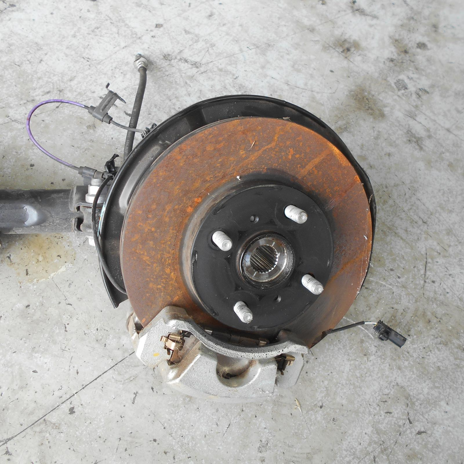 TOYOTA YARIS, Left Front Hub Assembly, NCP9#-NCP13#, 10/05-