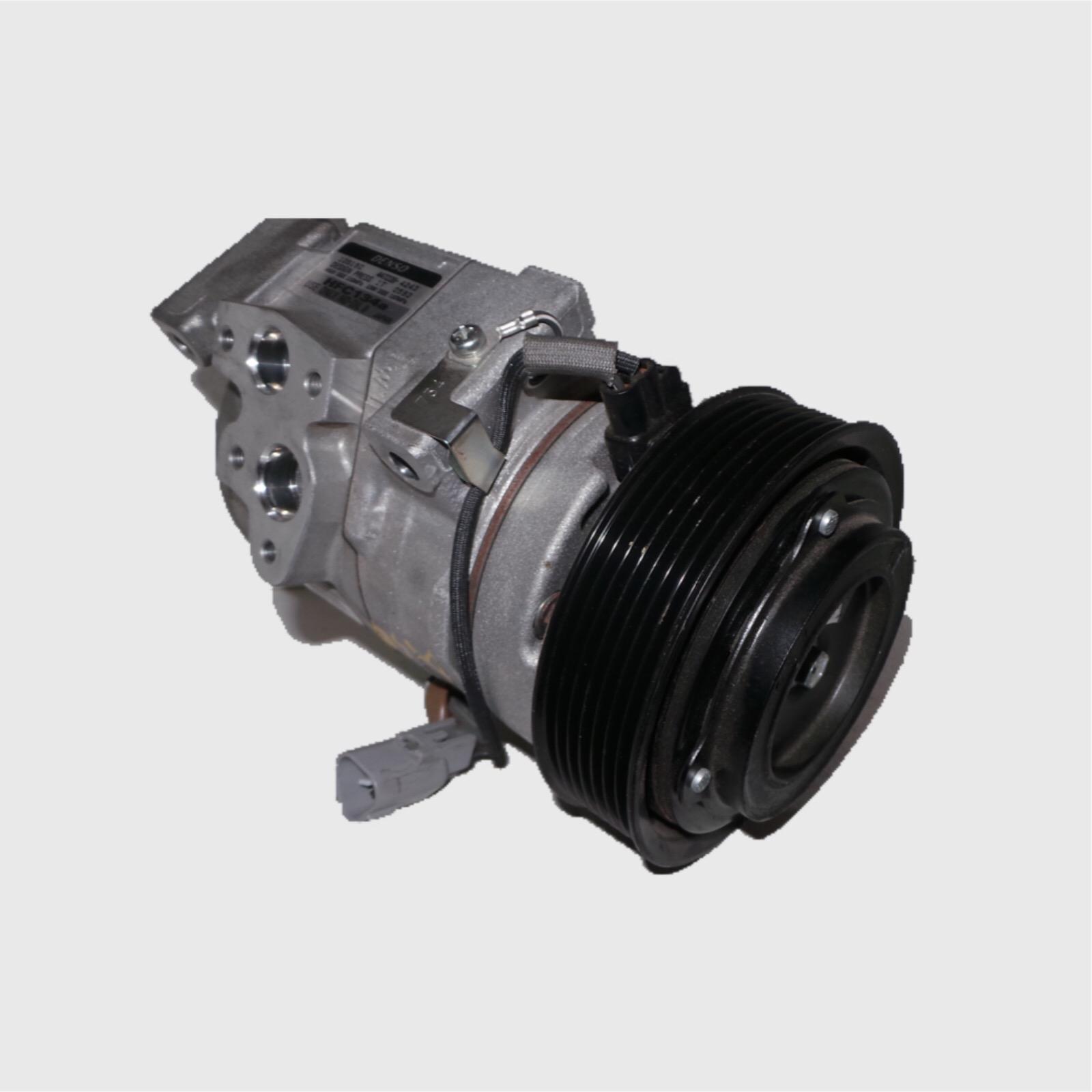TOYOTA HIACE, A/C Compressor, KDH, 3.0, 1KD-FTV, DIESEL, 10S17C TYPE, 09/06-
