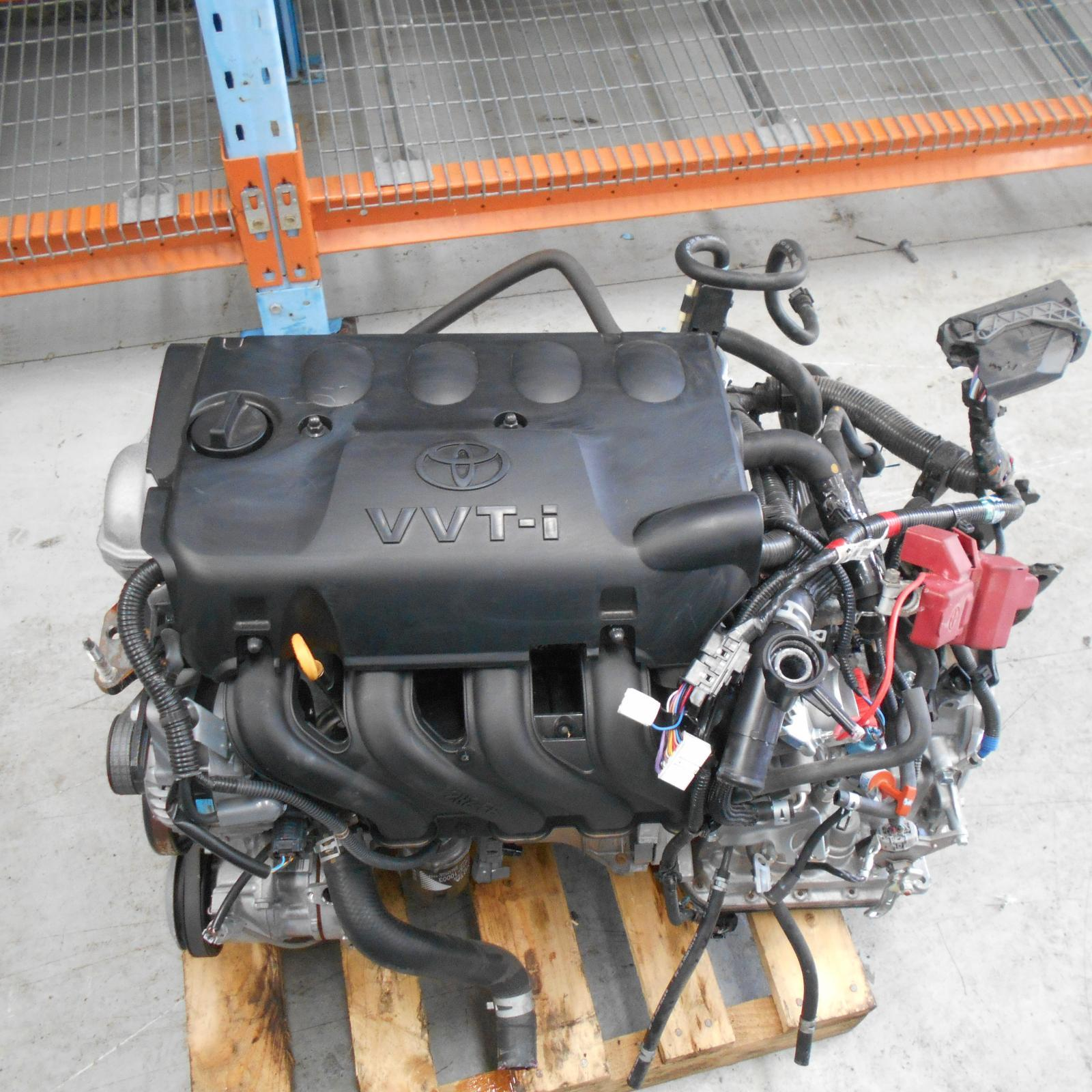 TOYOTA YARIS, Engine, 1.3, 2NZ, NCP13#, 11/11-