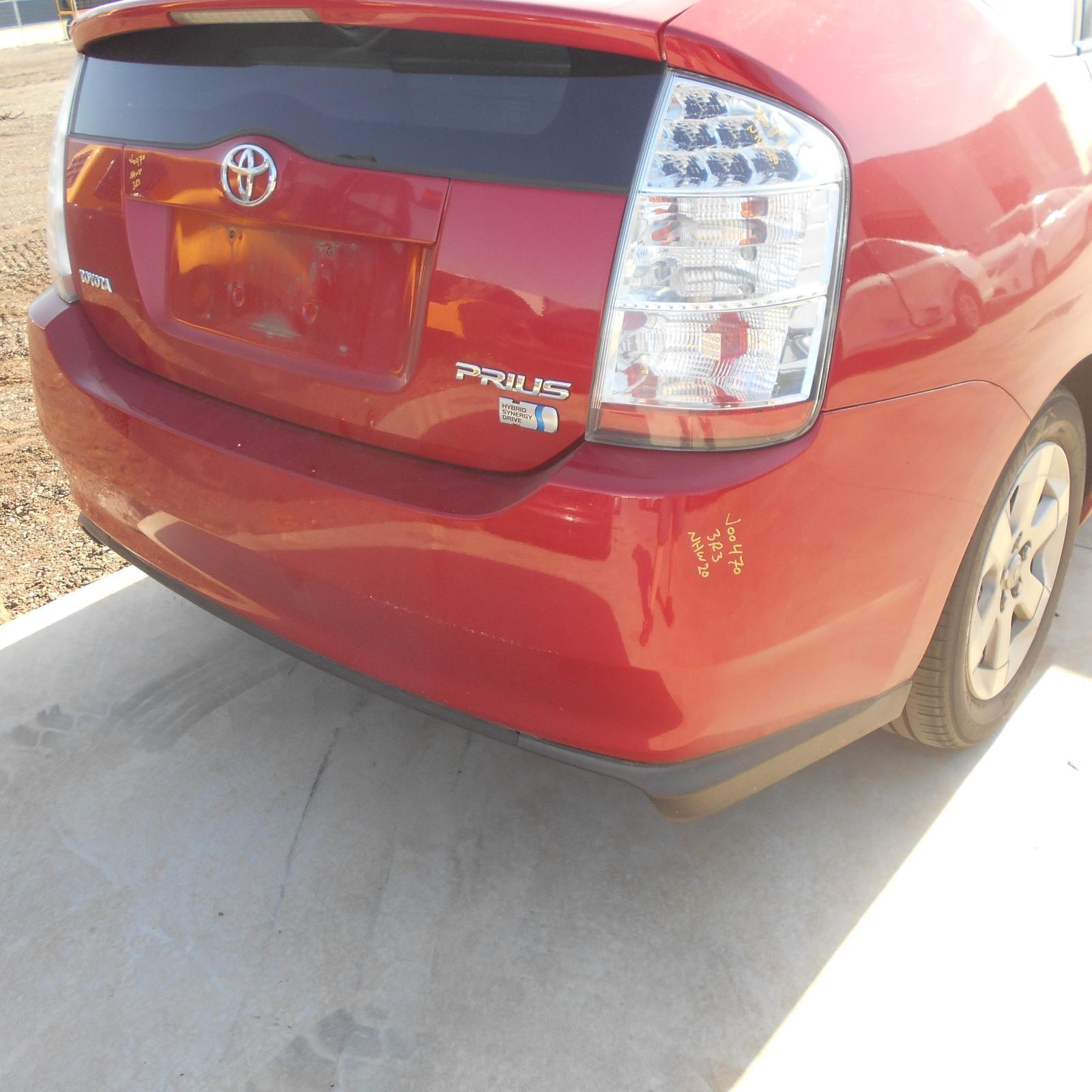 TOYOTA PRIUS, Rear Bumper, NHW20R 10/03-04/09