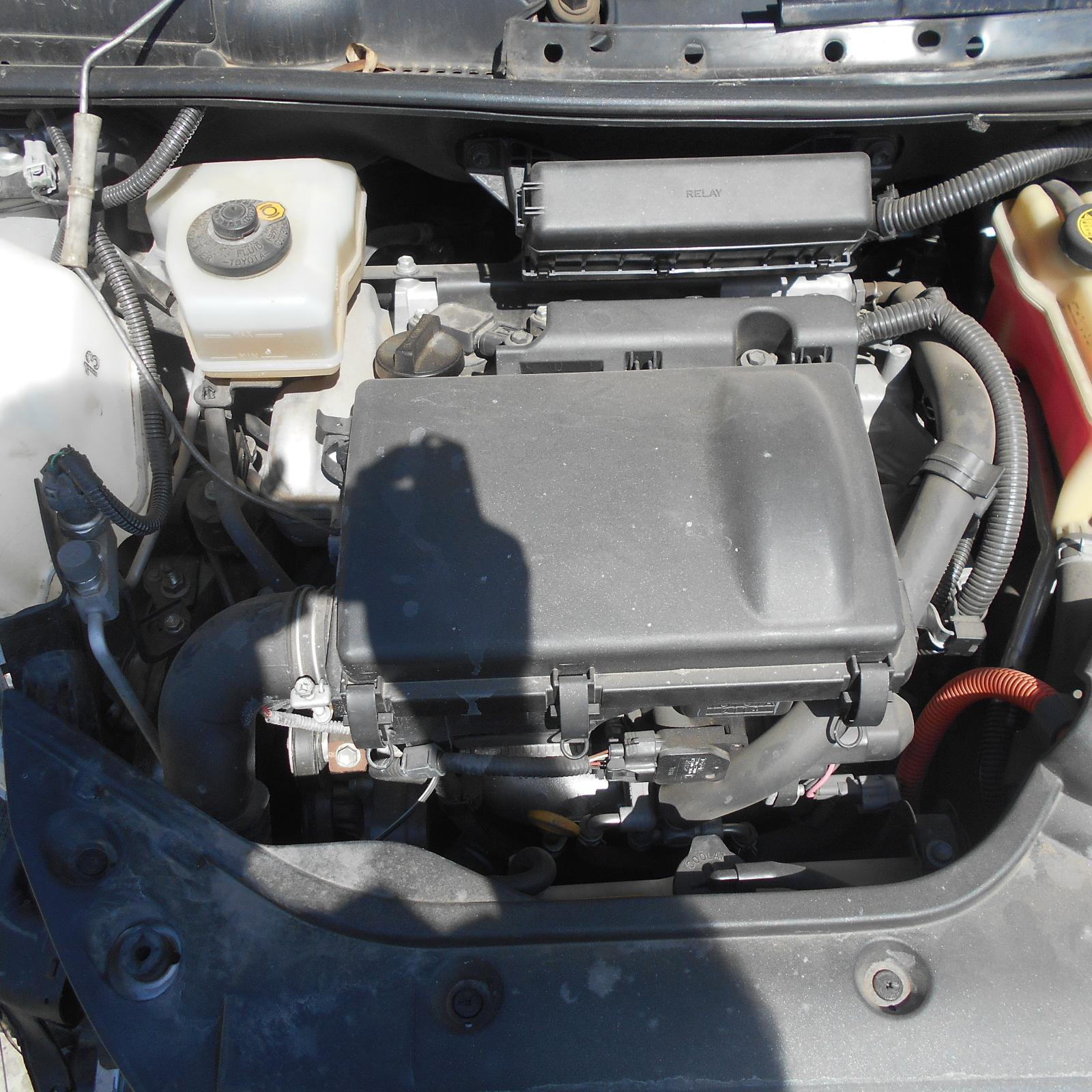 TOYOTA PRIUS, Engine, NHW20R, PETROL, 1.5, 1NZ-FXE, HYBRID, 10/03-05/09