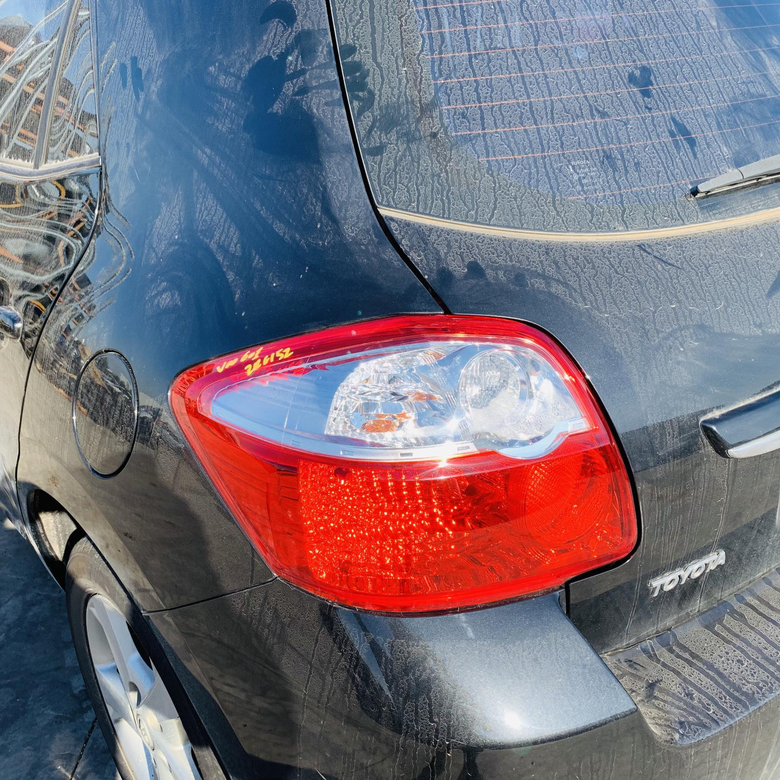 TOYOTA COROLLA, Left Taillight, ZRE152R, HATCH, LENS# 12549, 11/09-09/12