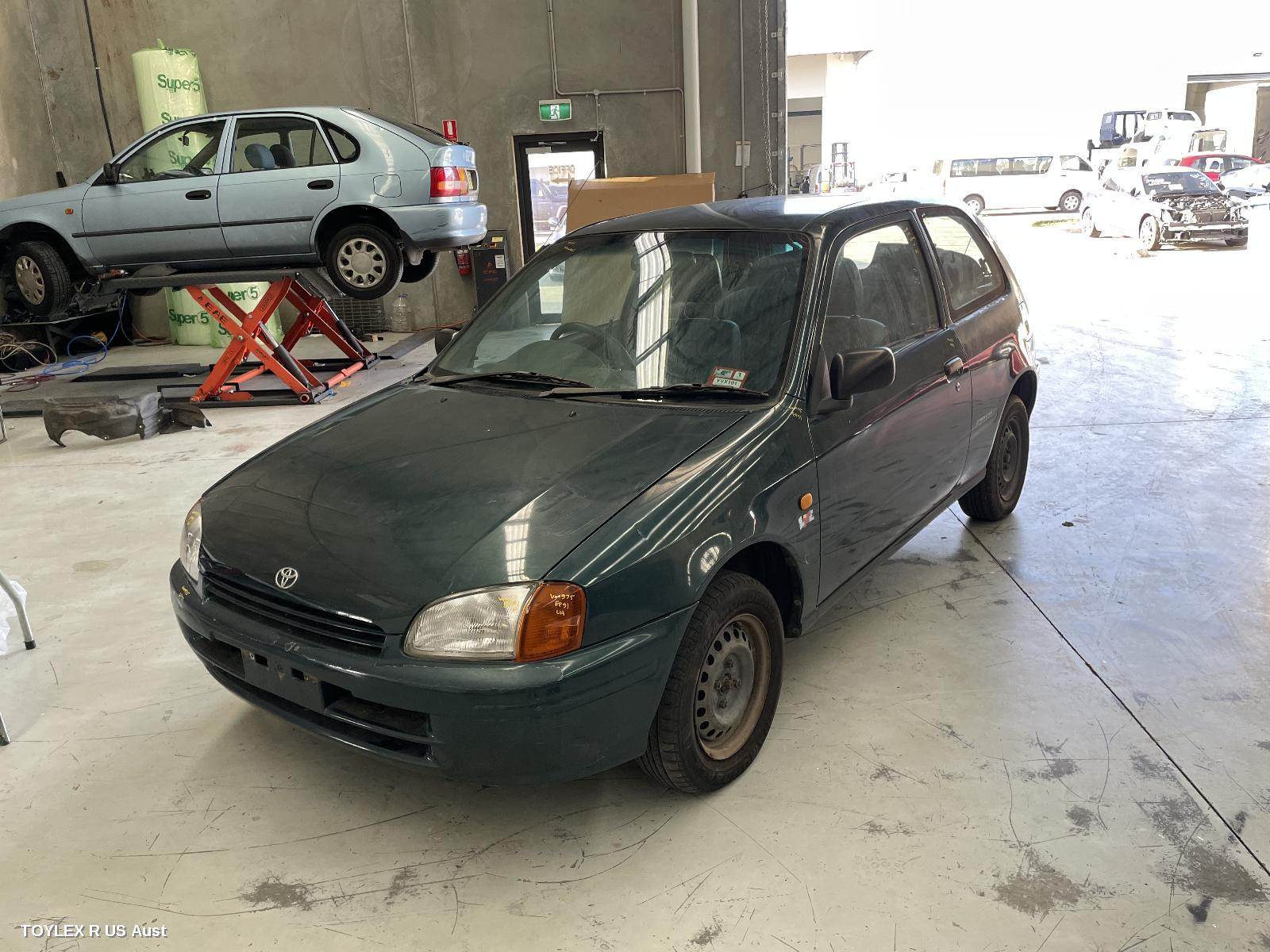 Toyota STARLET EP91R 4E-FE 1.3L Engine FWD 5 Speed Manual Gearbox 03/96-09/99