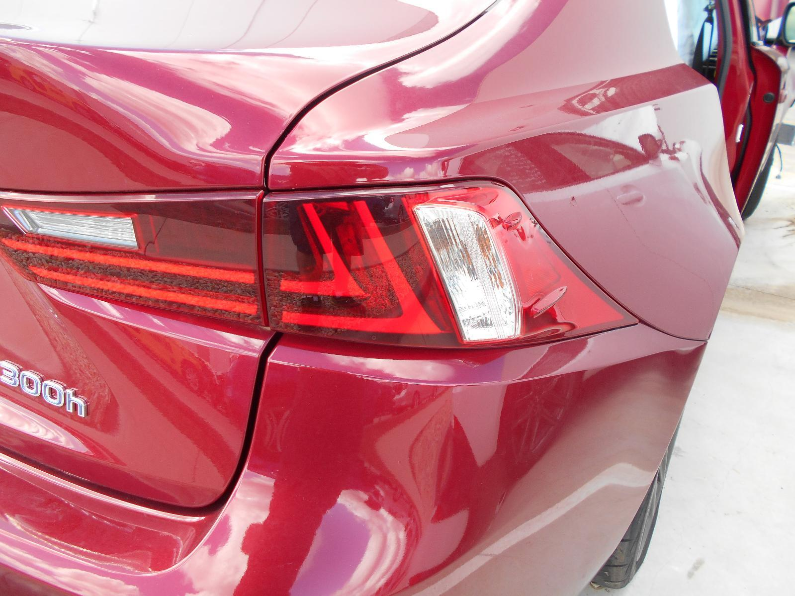 LEXUS IS SERIES, Right Taillight, IS200t/IS250/IS300H/IS350, XE30, 04/13-