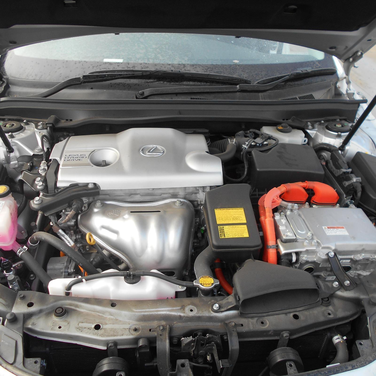 LEXUS ES SERIES (13-), Engine, PETROL, 2.5, 2AR, HYBRID, ES300H, AVV60R/GSV60R, 11/13-07/18