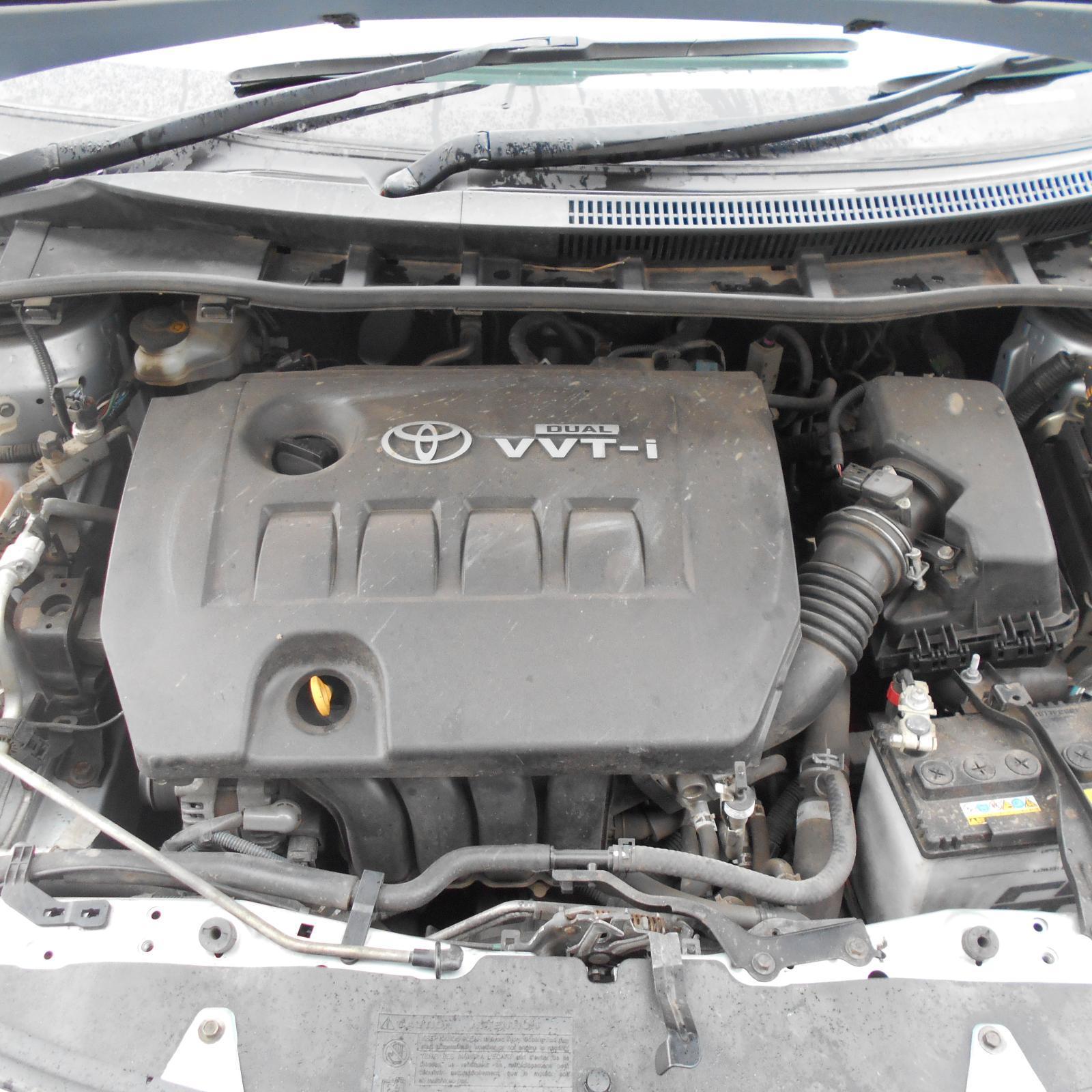 TOYOTA COROLLA, Engine, PETROL, 1.8, 2ZR-FE, ZRE152/153R, 03/07-10/13