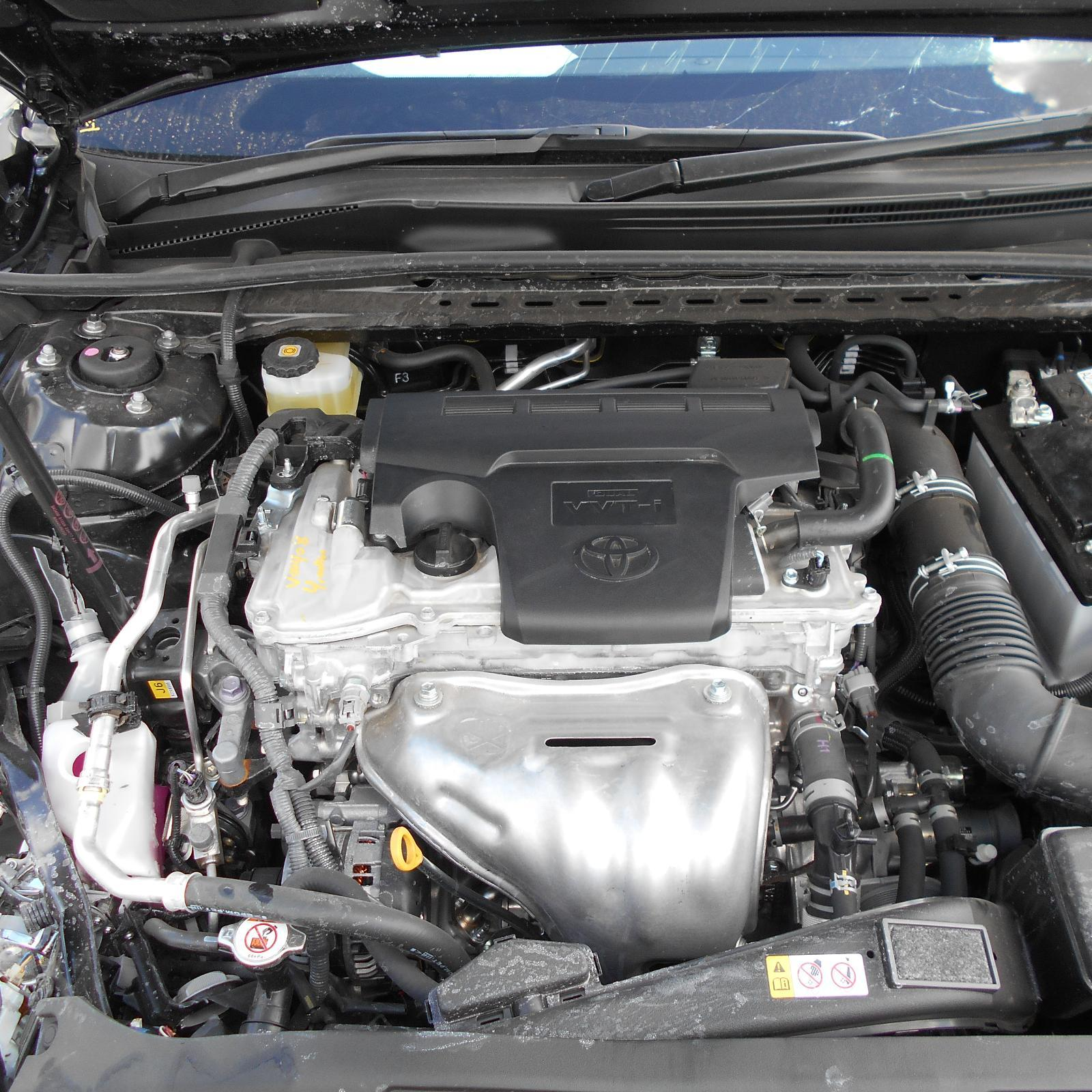 TOYOTA CAMRY, Engine, PETROL, 2.5, 2AR-FE, XV70, 09/17-