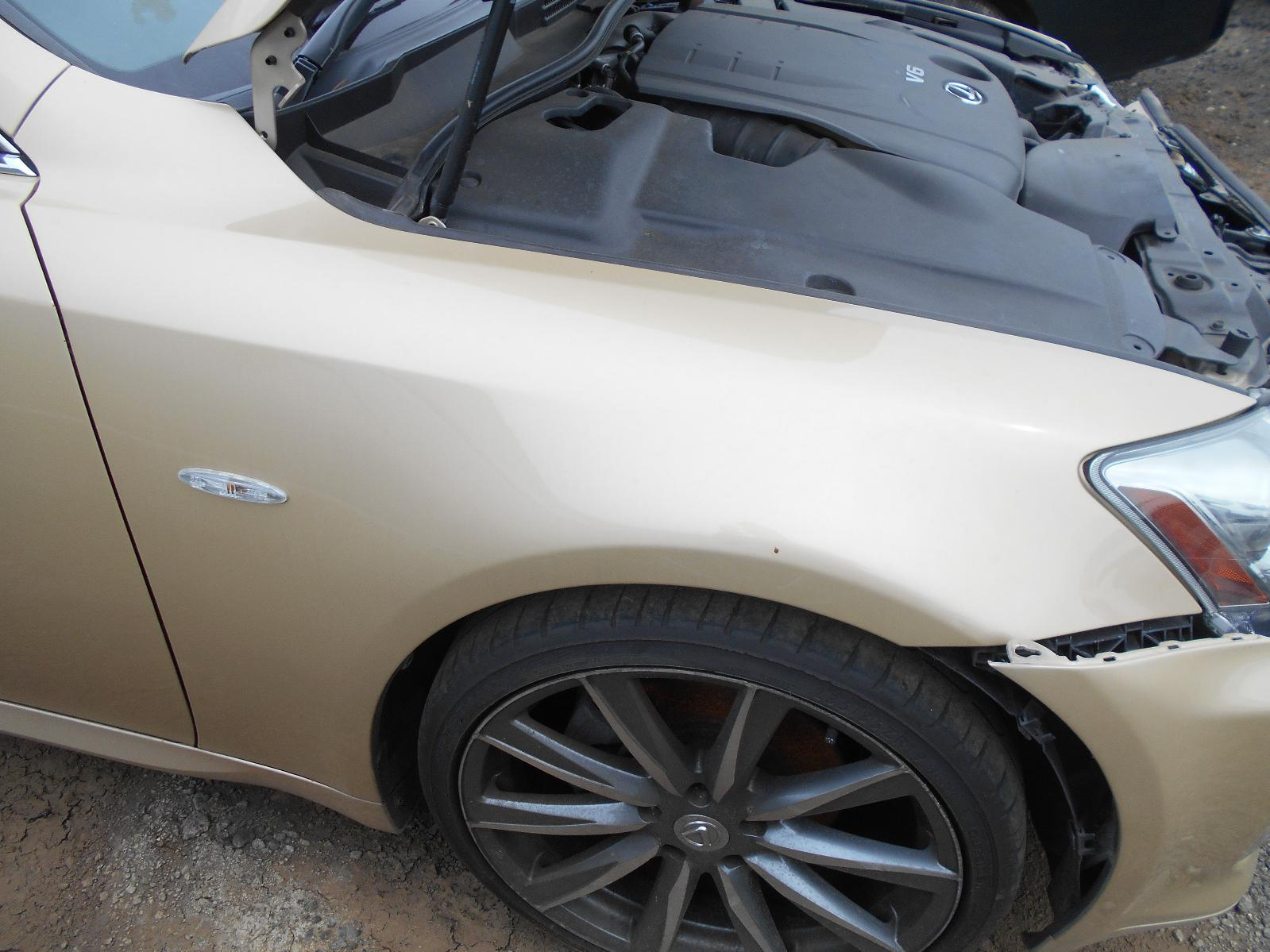 LEXUS IS250/IS250C, Right Guard, IS250, GSE20R, 11/05-07/08