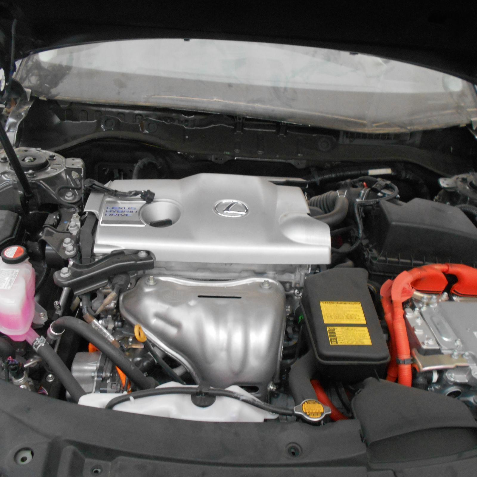 LEXUS ES350, Engine, PETROL, 2.5, 2AR, HYBRID, ES300H, AVV60R/GSV60R, 11/13-