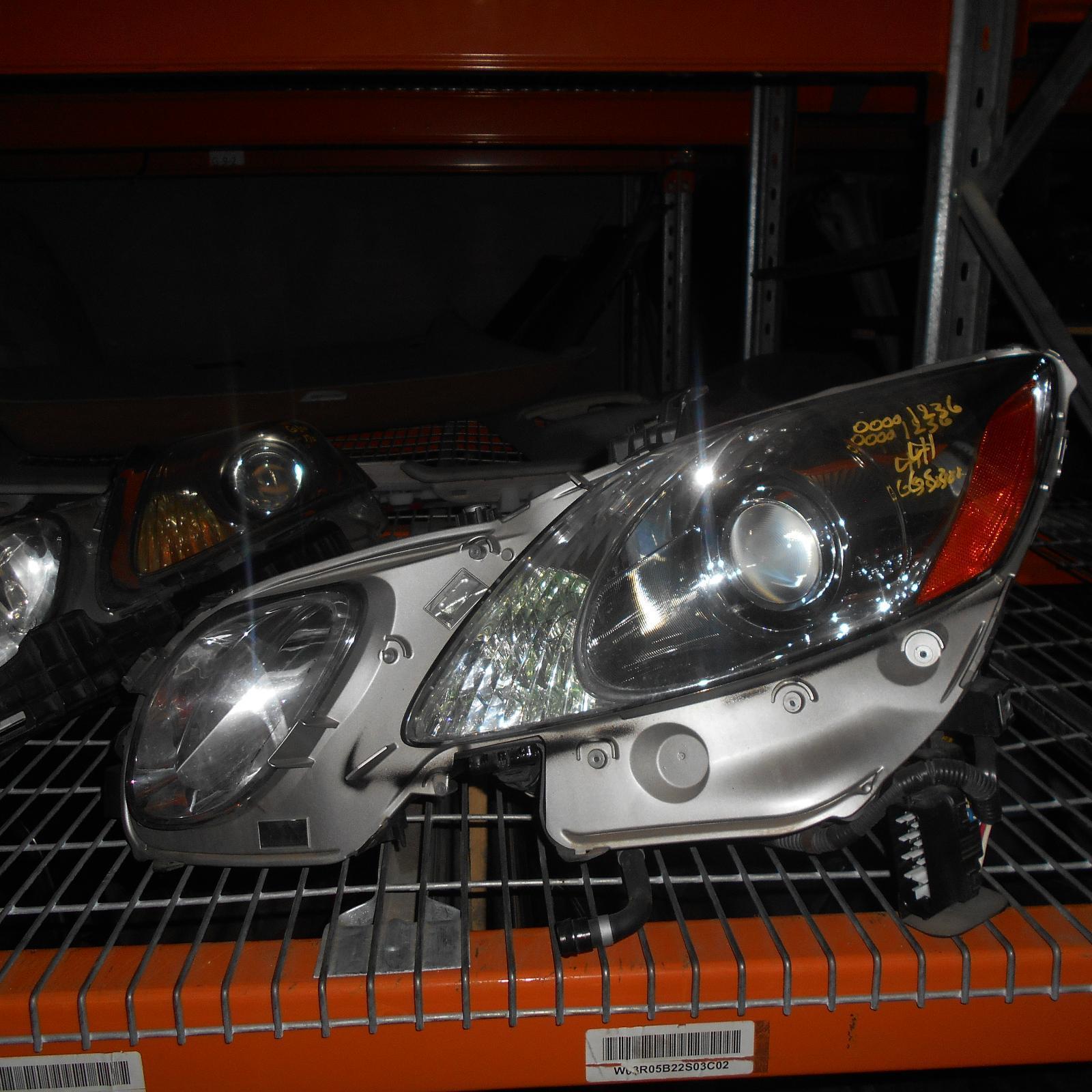 LEXUS GS, Left Headlamp, 190 SERIES, XENON TYPE, 03/05-12/11