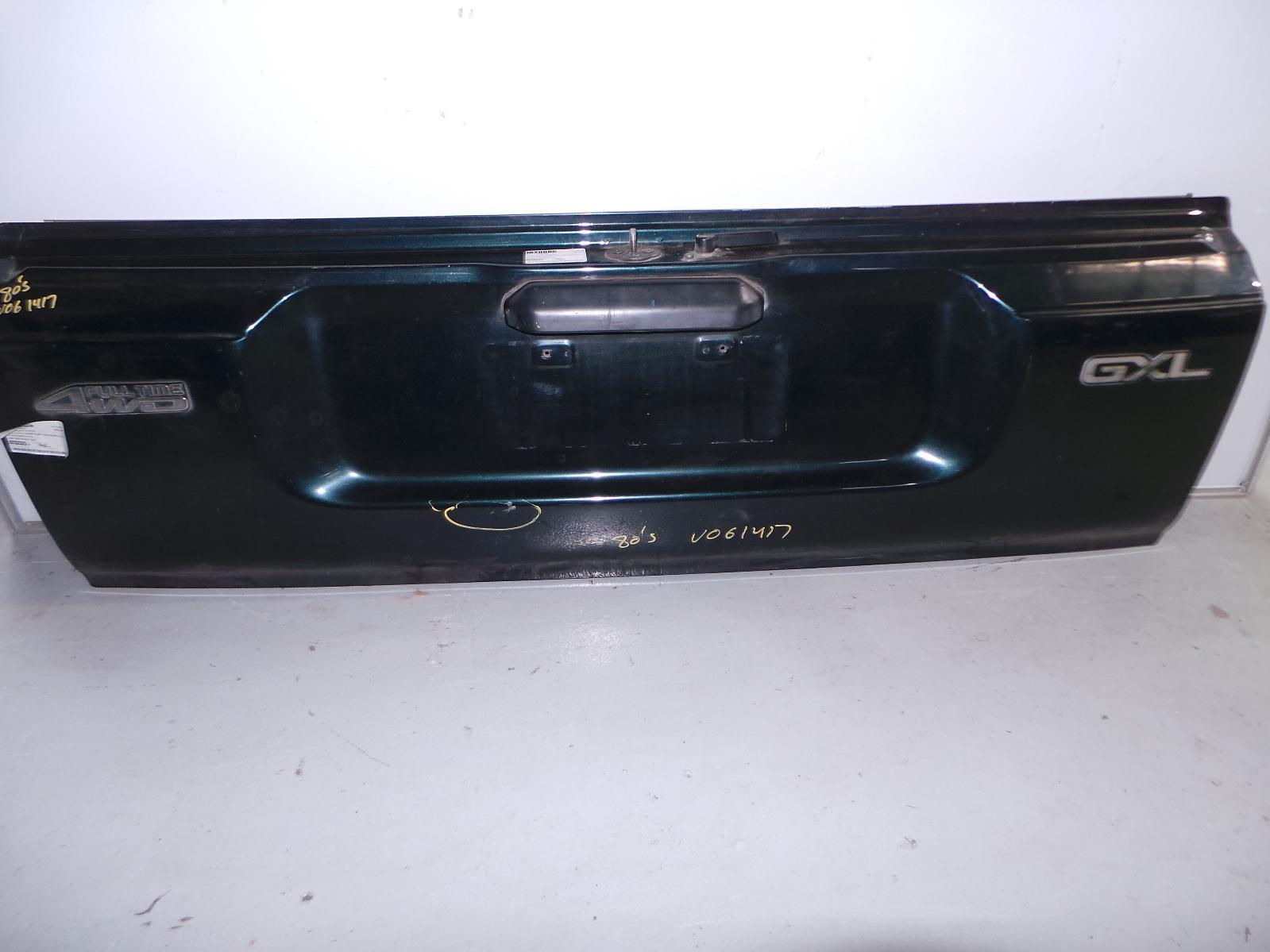 TOYOTA LANDCRUISER, Bootlid/Tailgate, 80 SERIES S/W GATE LOWER 05/90-03/98