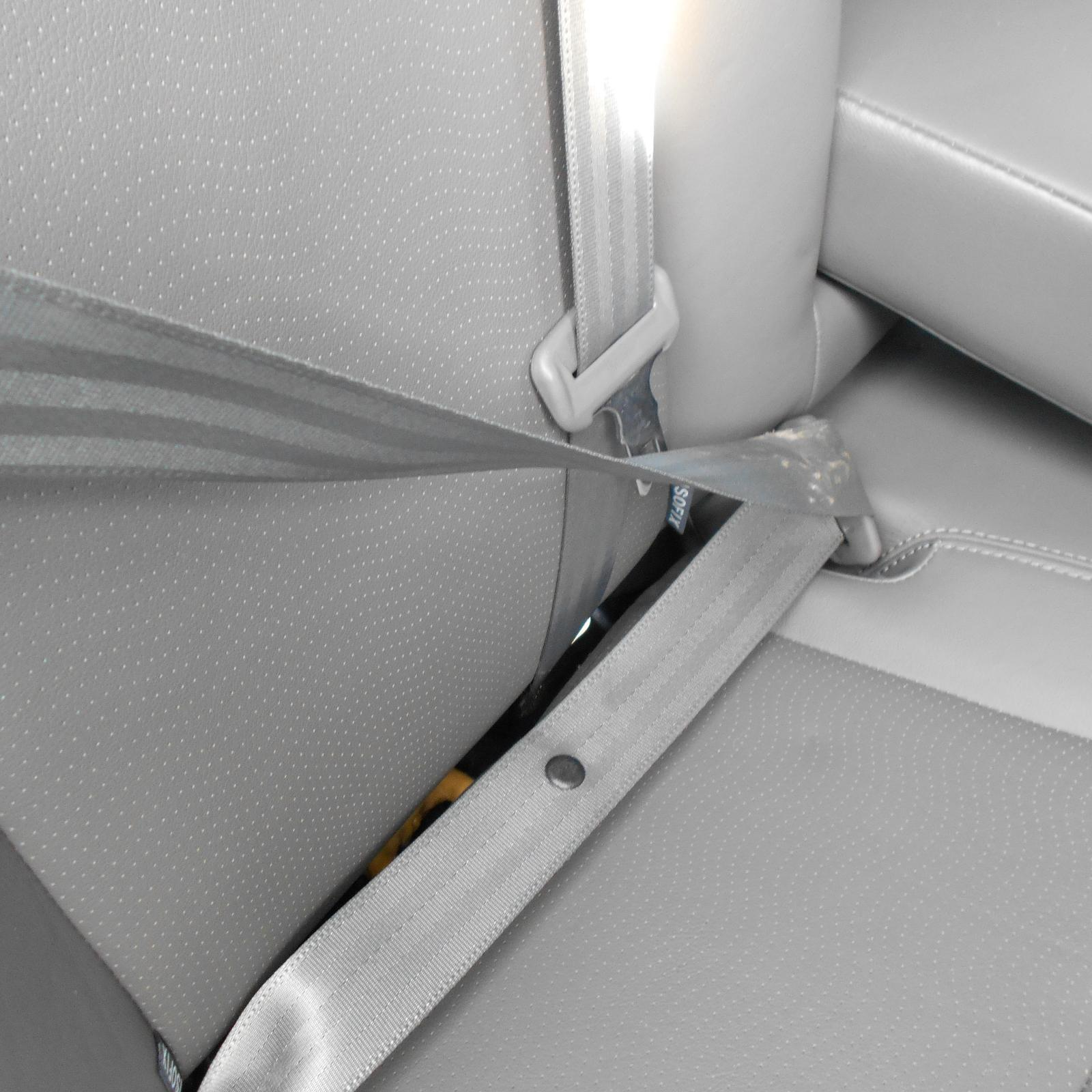 TOYOTA PRIUS, Seatbelt/Stalk, RH REAR, SEAT BELT STALK ONLY, ZVW30R, 07/09-12/15