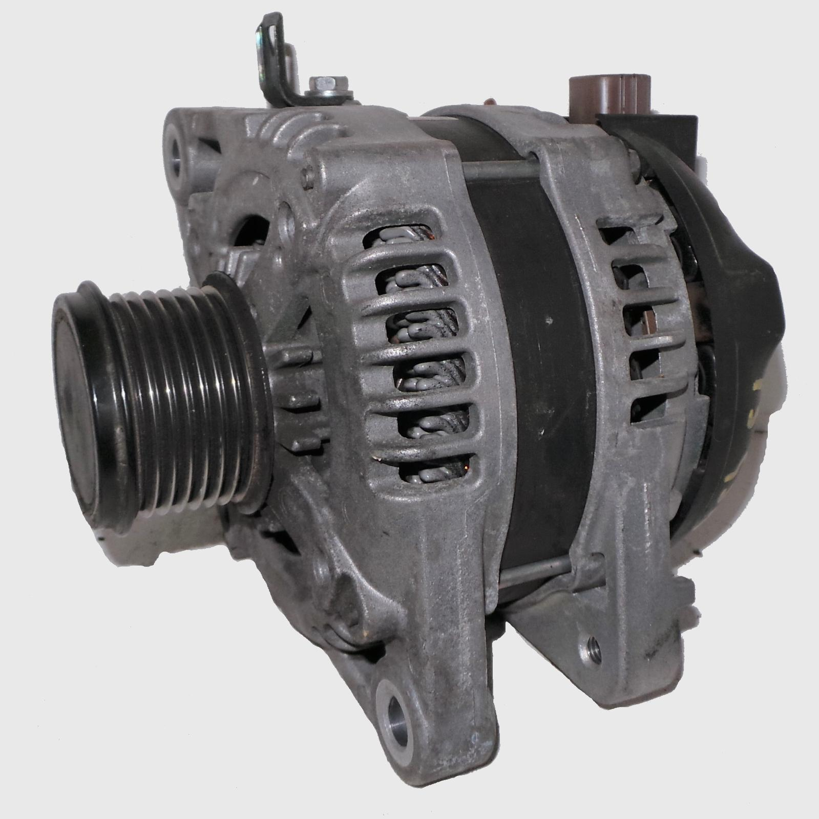 TOYOTA RAV4, Alternator, 3.5 V6, 2GR-FE, ACA33, 11/05-12/12