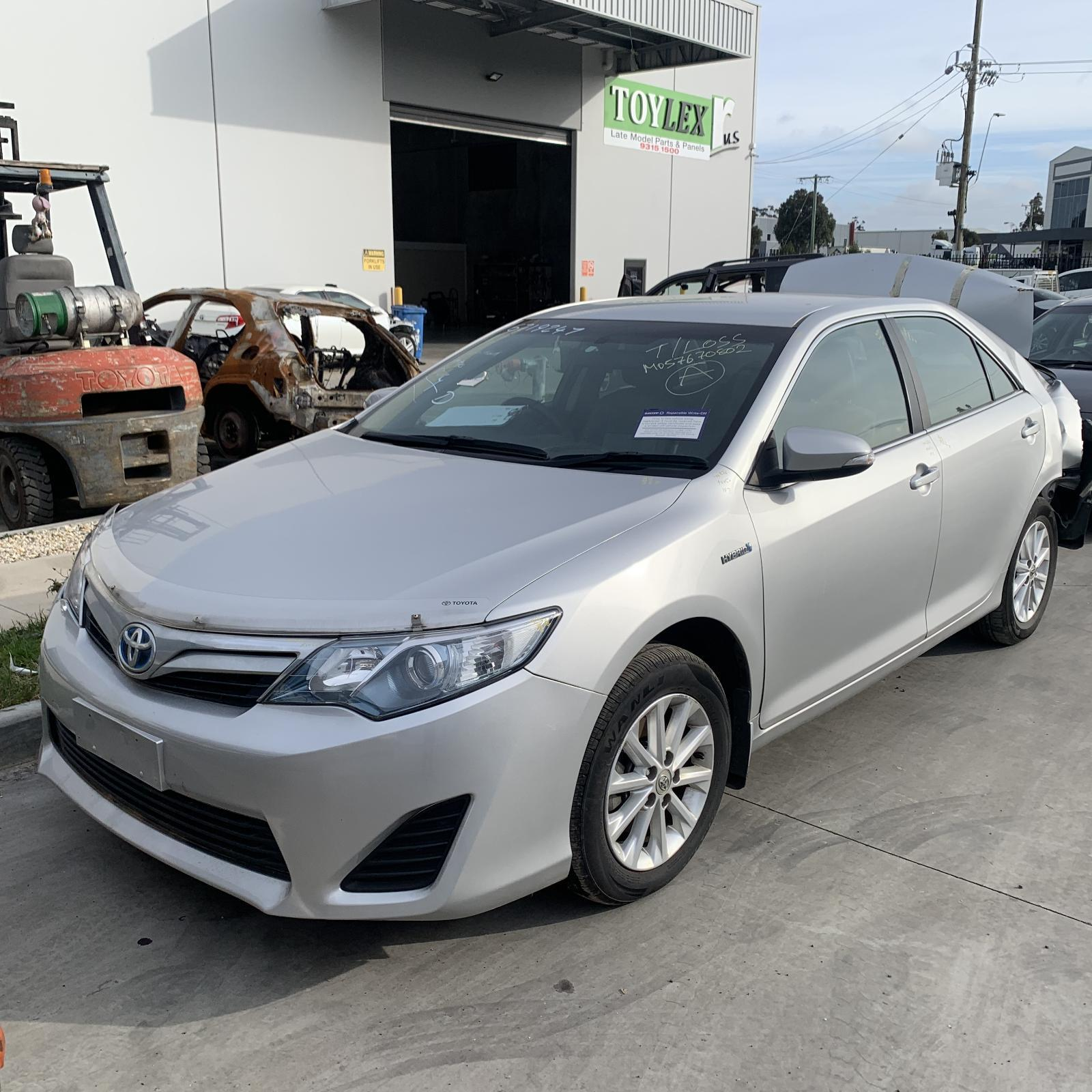 Toyota CAMRY AVV50R HYBRID 2AR-FXE 2.5L Engine Automatic FWD Transmission 12/11  - 05/15