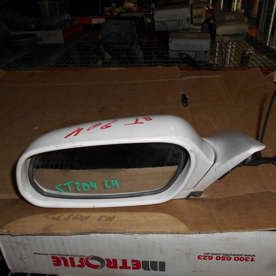 TOYOTA CELICA, Left Door Mirror, ST204, POWER, 07/93-11/99
