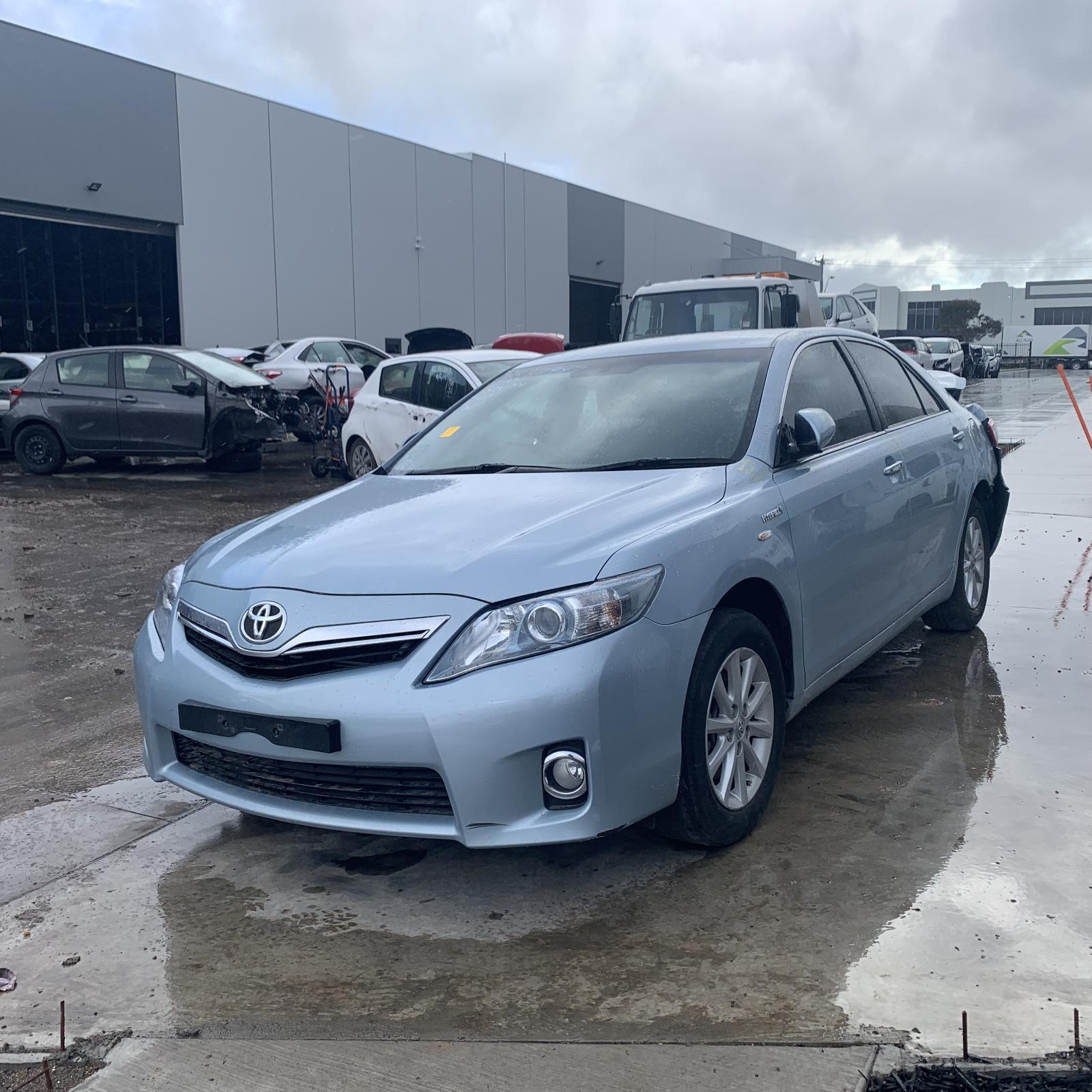Toyota CAMRY AHV40 ALTISE 2AZ-FXE 2.4L Engine Automatic FWD Transmission 06/06 - 11/11