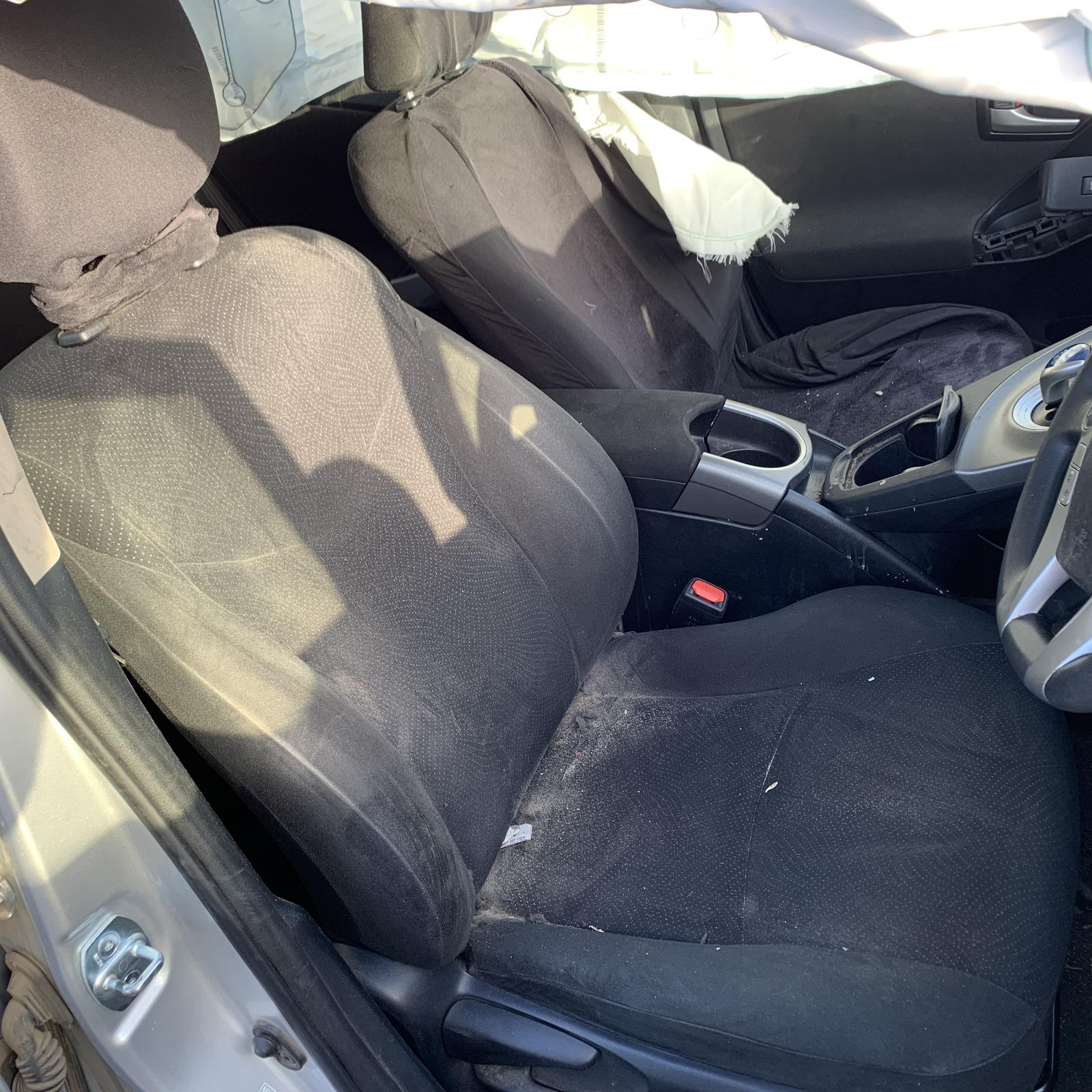 TOYOTA PRIUS, Front Seat, RH FRONT, ZVW30R, 03/12-12/15