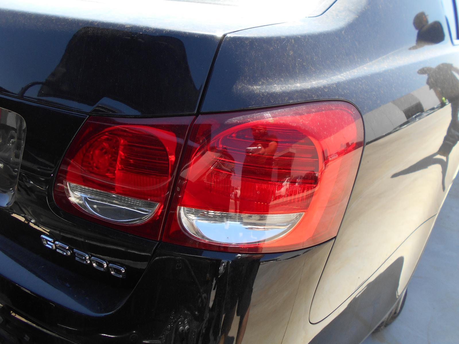 LEXUS GS, Right Taillight, GS300/GS430/GS460, 190 SERIES, 03/05-12/11